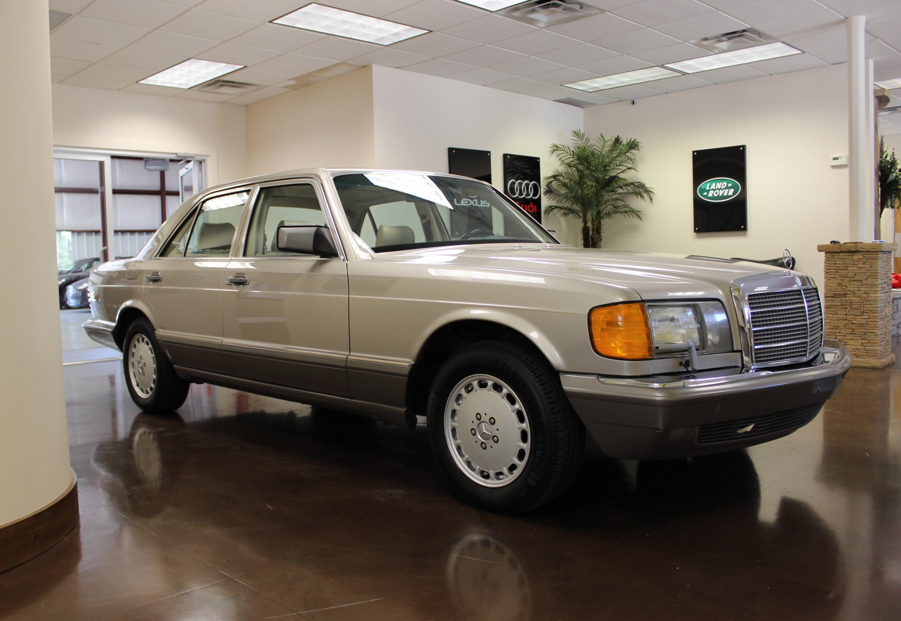 Used 1991 Mercedes Benz 300 Class Stock P2906 Ultra