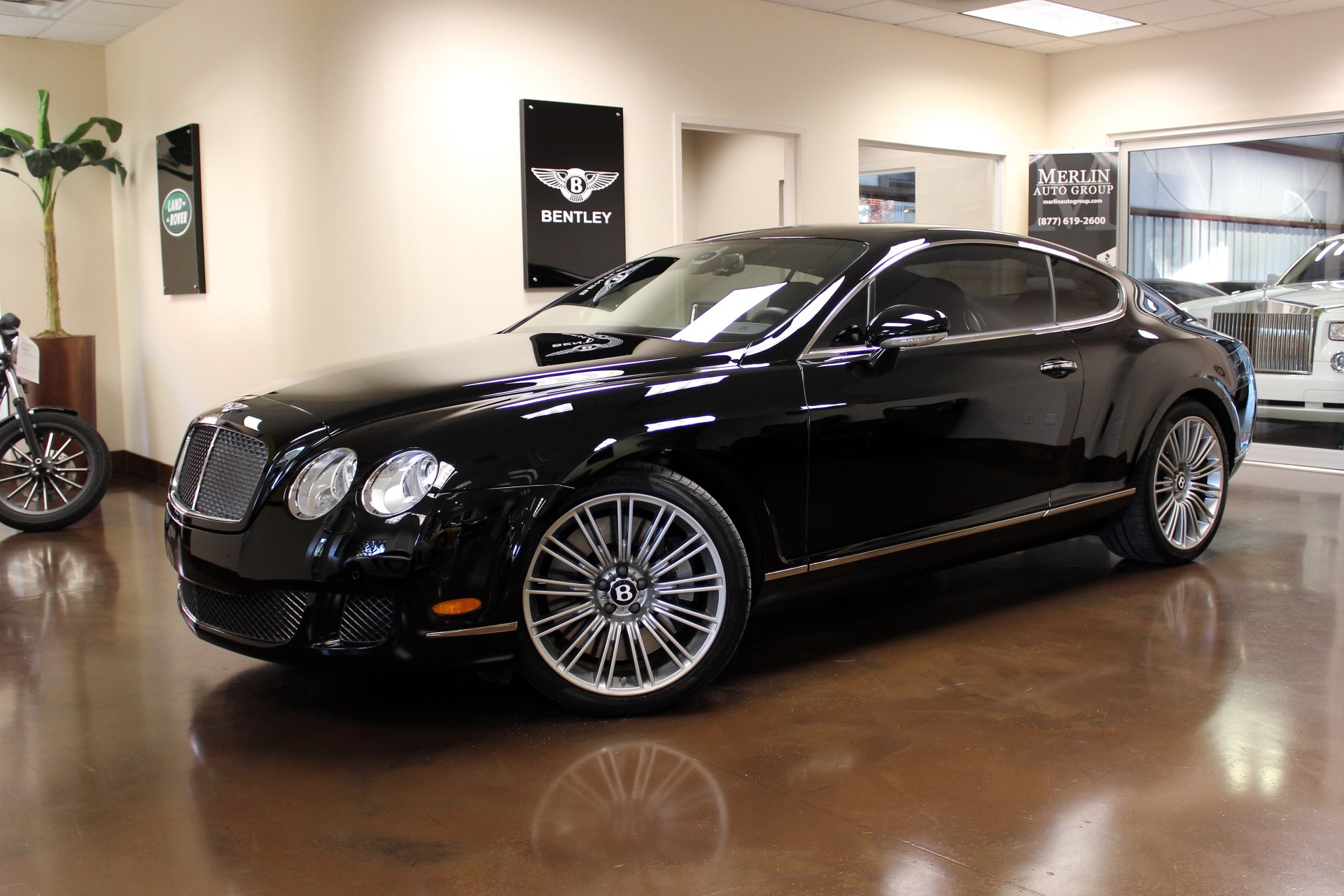 used 2008 bentley continental gt speed stock p2941 ultra luxury car from merlin auto group. Black Bedroom Furniture Sets. Home Design Ideas
