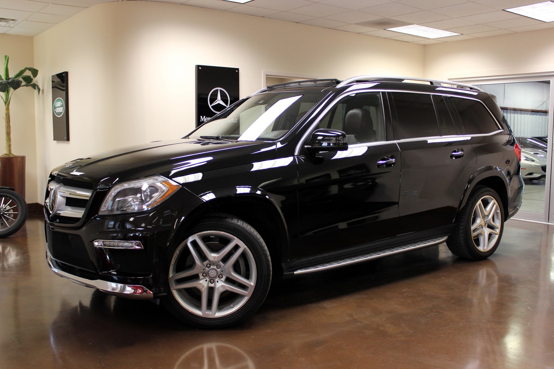 Used 2013 mercedes benz gl class stock p2944 ultra for 2013 mercedes benz gl class gl550 4matic