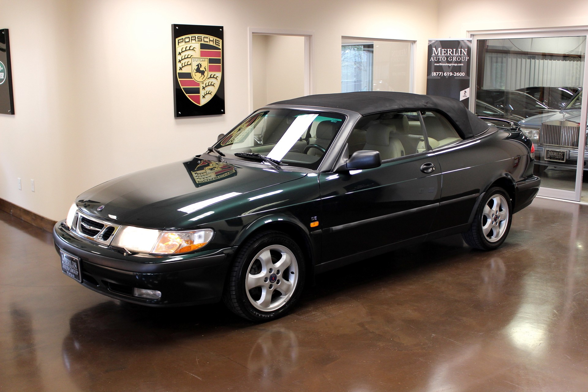 Used 1999 Saab 9 3 Stock P2945 Ultra Luxury Car From