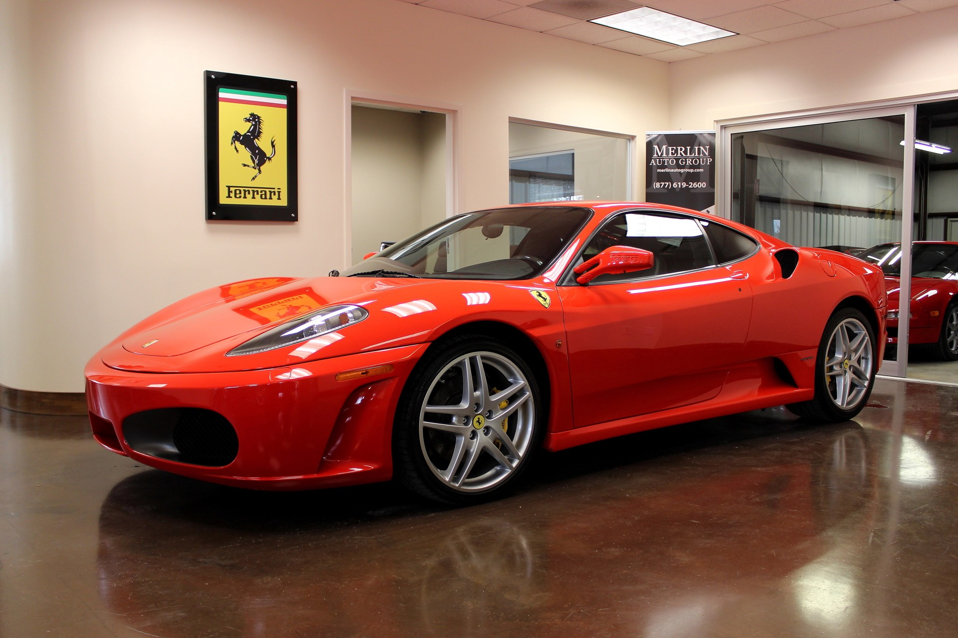 Used 2005 Ferrari F430 Stock P2974 Ultra Luxury Car From