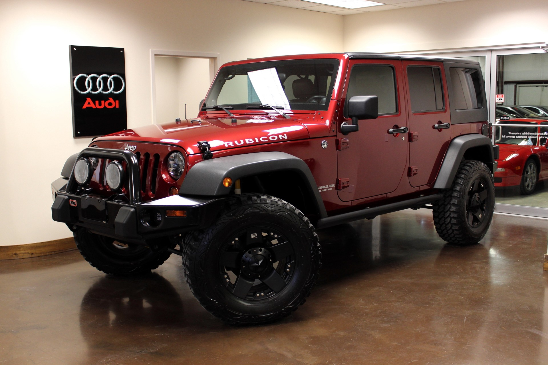 used 2011 jeep wrangler unlimited stock p2890a ultra luxury car from merlin auto group. Black Bedroom Furniture Sets. Home Design Ideas