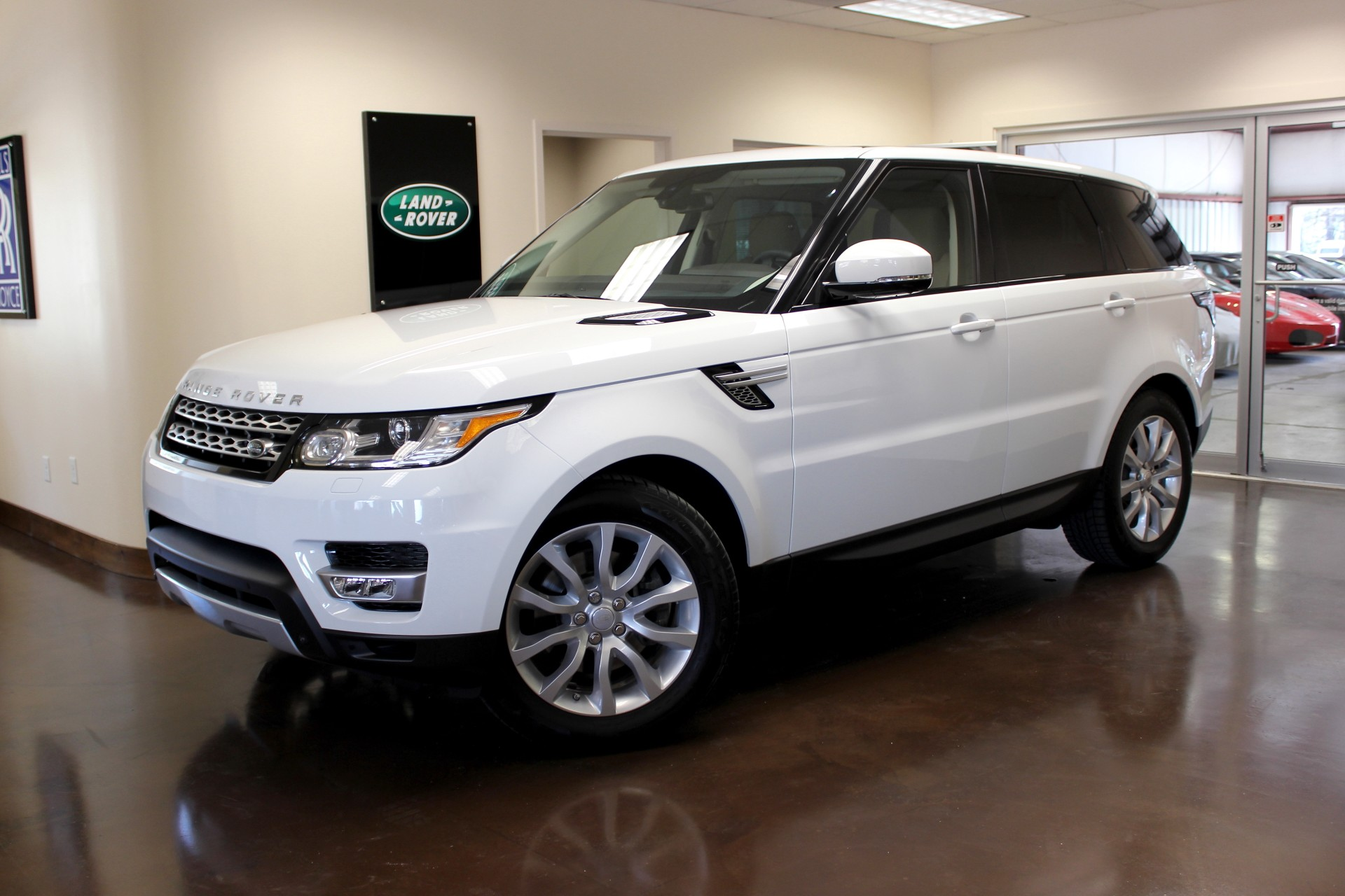 used 2015 land rover range rover sport stock p3022 ultra luxury car from merlin auto group. Black Bedroom Furniture Sets. Home Design Ideas