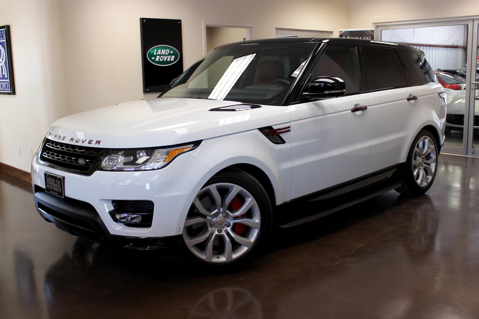 used 2015 land rover range rover sport stock p3030 ultra. Black Bedroom Furniture Sets. Home Design Ideas
