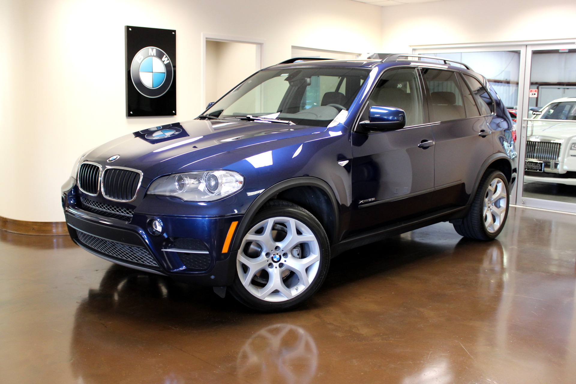 Used 2013 Bmw X5 Stock P3022a Ultra Luxury Car From Merlin Auto Group Trailer Wiring Xdrive35i Sport Activity