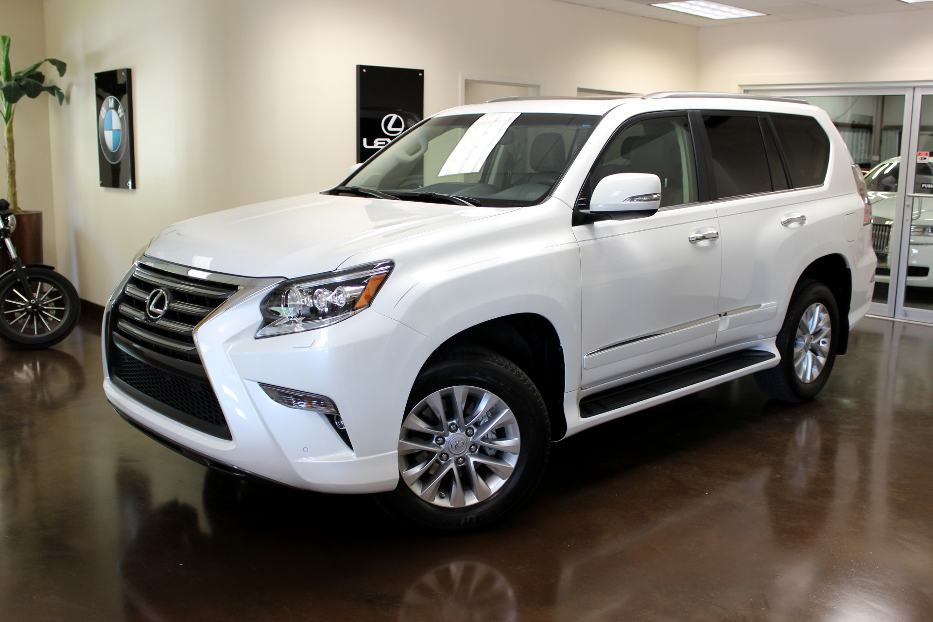 used 2015 lexus gx 460 stock p ultra luxury car from merlin auto group. Black Bedroom Furniture Sets. Home Design Ideas