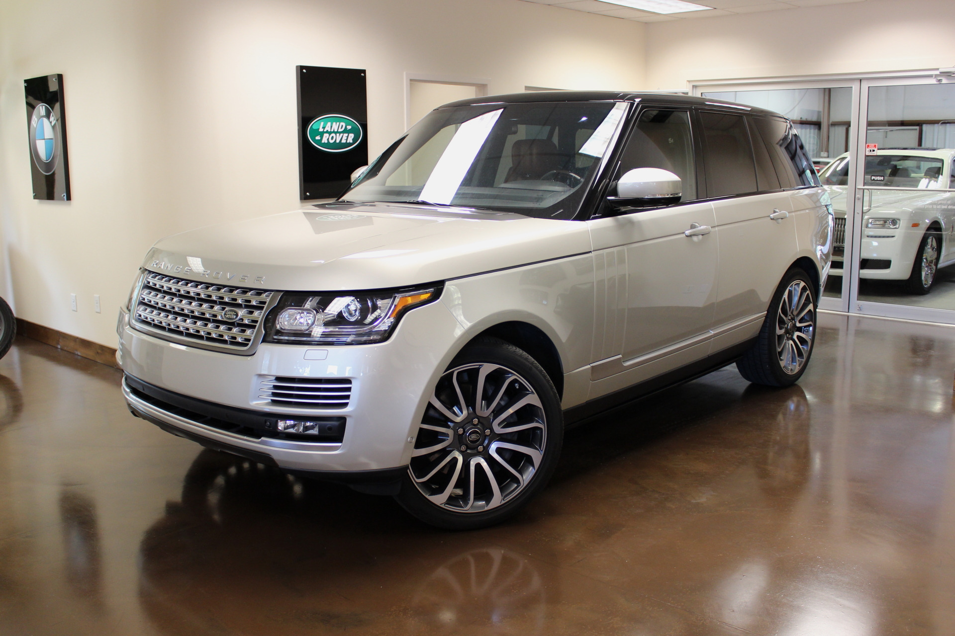 used 2014 land rover range rover stock p3080 ultra. Black Bedroom Furniture Sets. Home Design Ideas