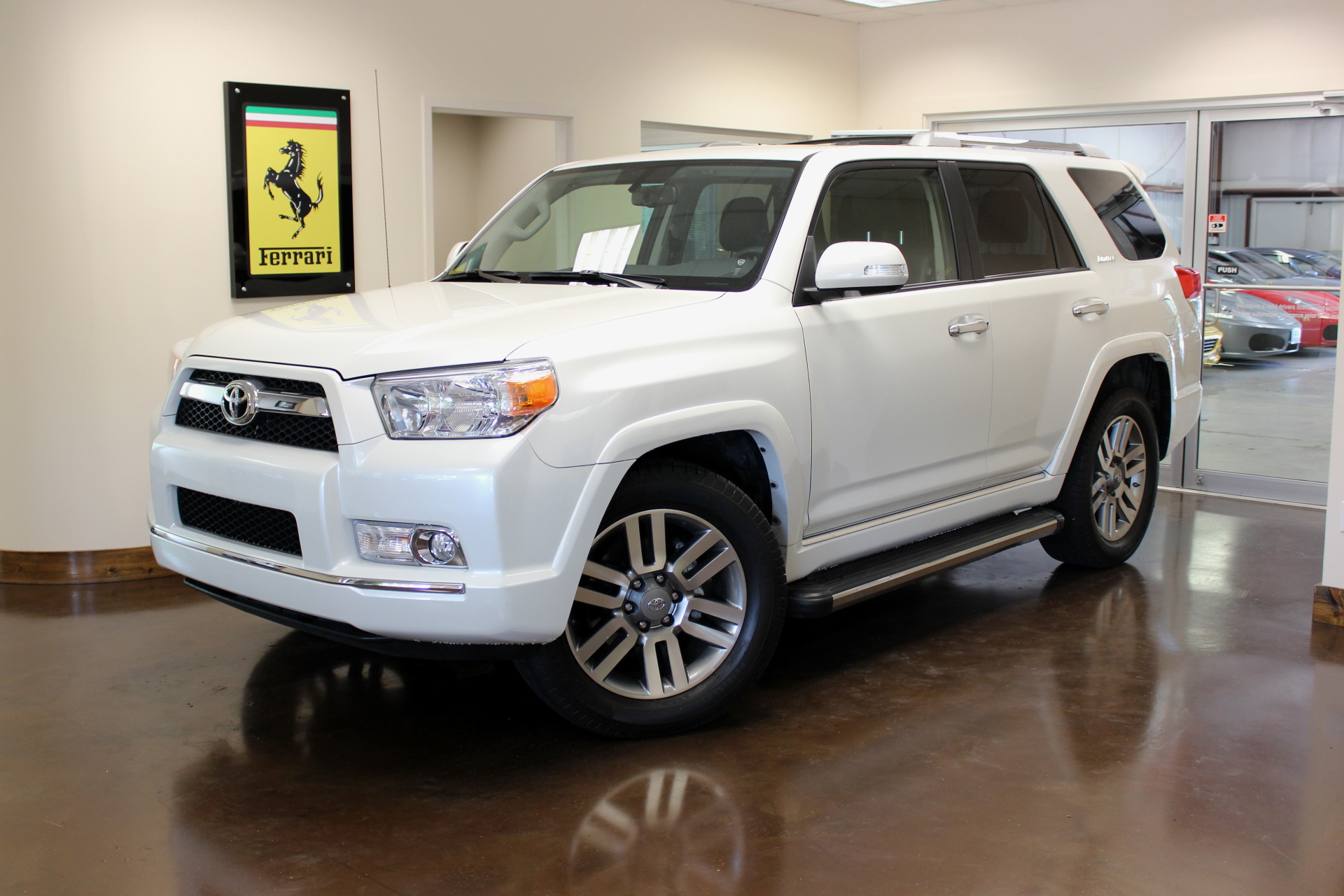 used 2011 toyota 4runner stock p3086 ultra luxury car from merlin auto group. Black Bedroom Furniture Sets. Home Design Ideas