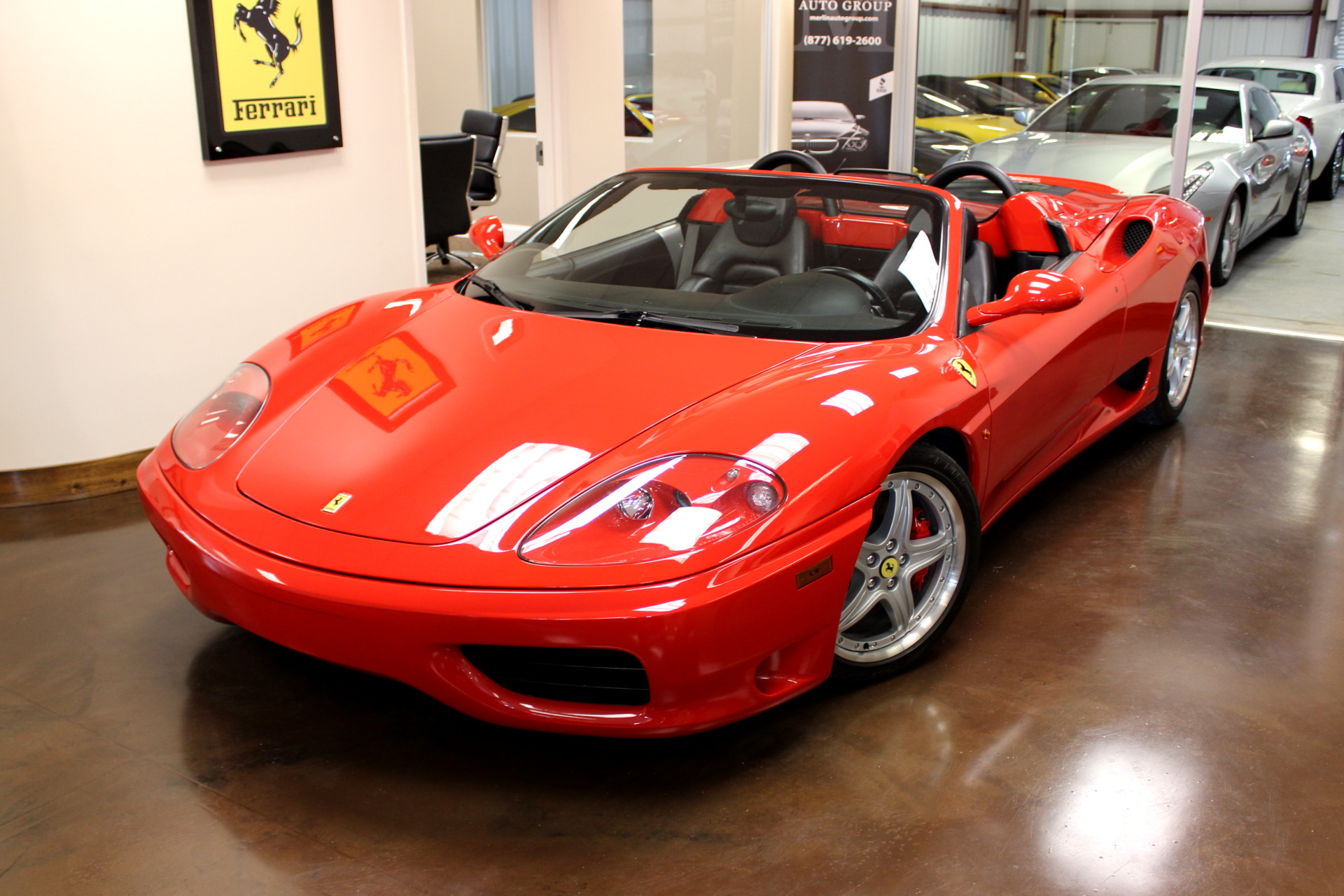 Ferrari 360 Spider Convertible 2 Door Ebay