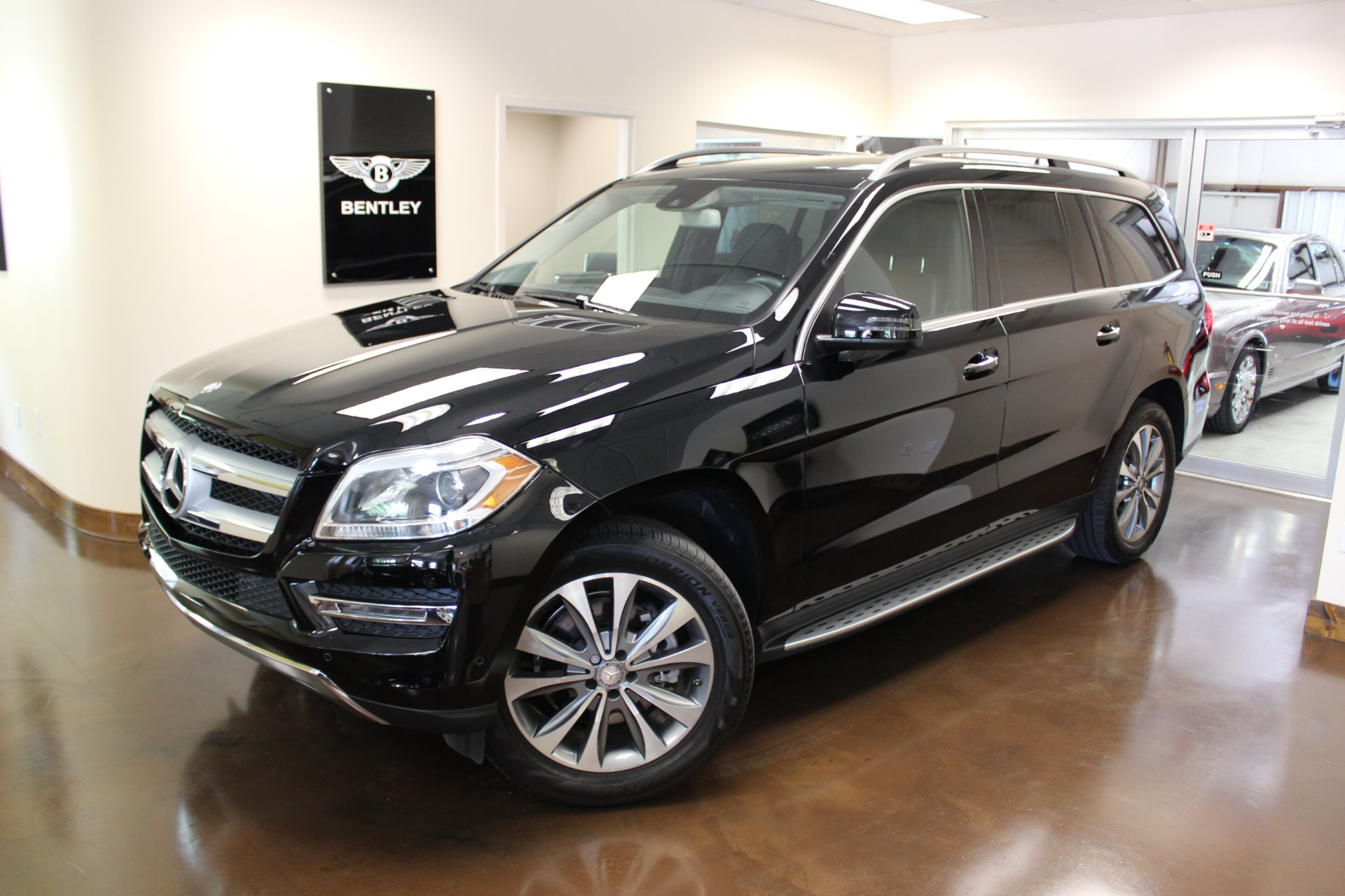 Used 2015 mercedes benz gl class stock p3128 ultra for 2015 mercedes benz gl450 4matic