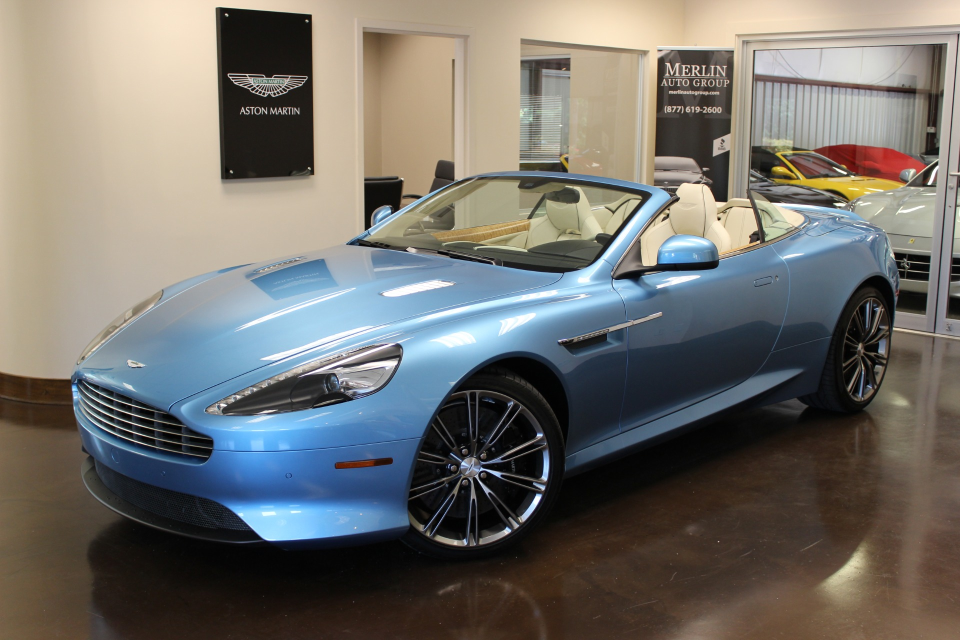 used 2015 aston martin db9 stock p3135 ultra luxury car. Black Bedroom Furniture Sets. Home Design Ideas