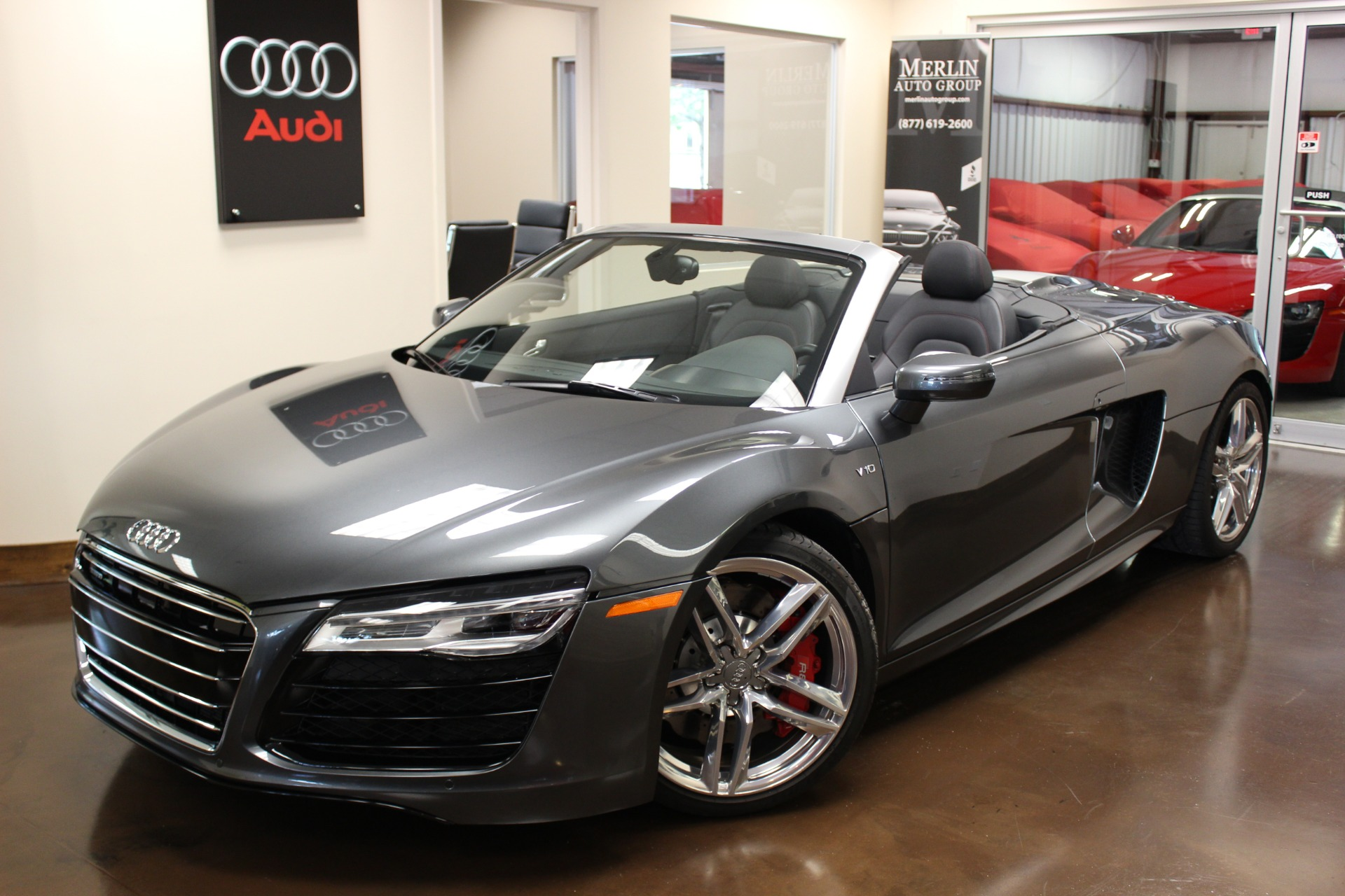 audi convertible r8 the image kid has it. Black Bedroom Furniture Sets. Home Design Ideas