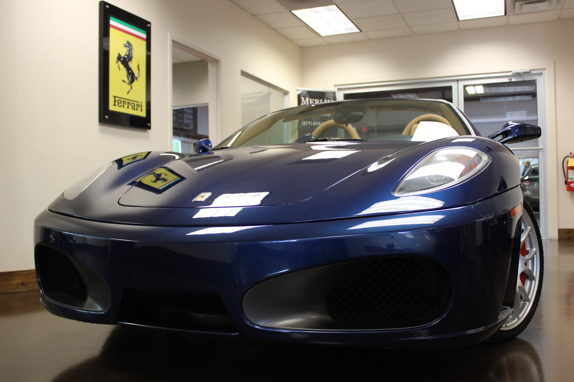 Used 2009 Ferrari F430 Stock P3048a Ultra Luxury Car