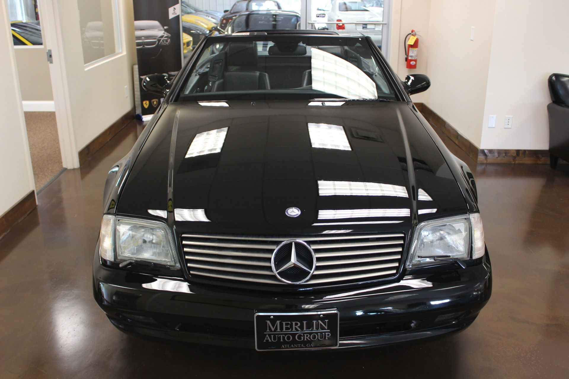 2001 mercedes benz sl class used mercedes benz sl class for sale in atlanta georgia used. Black Bedroom Furniture Sets. Home Design Ideas