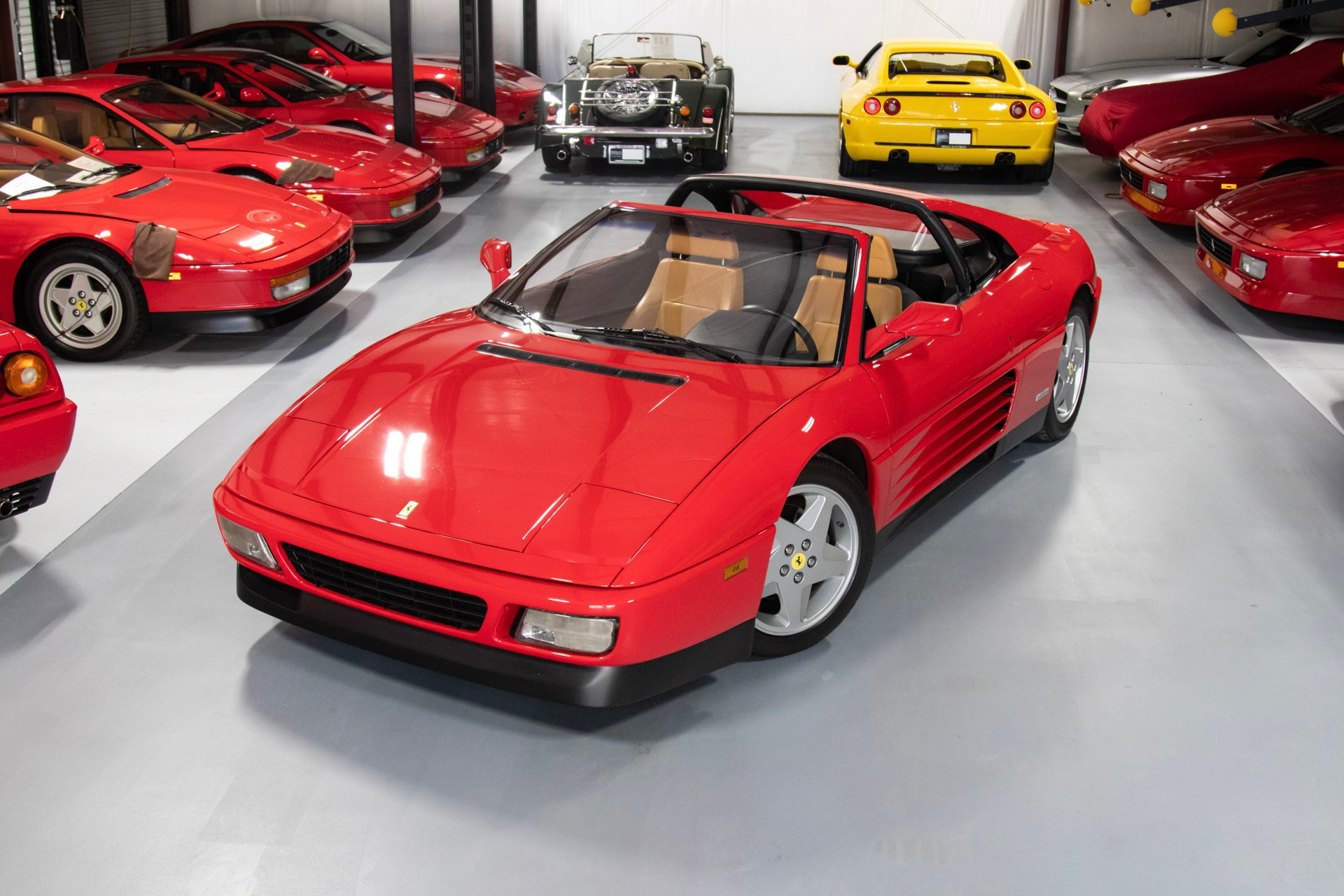 Used 1991 Ferrari 348 stock P3201 - Ultra Luxury Car from
