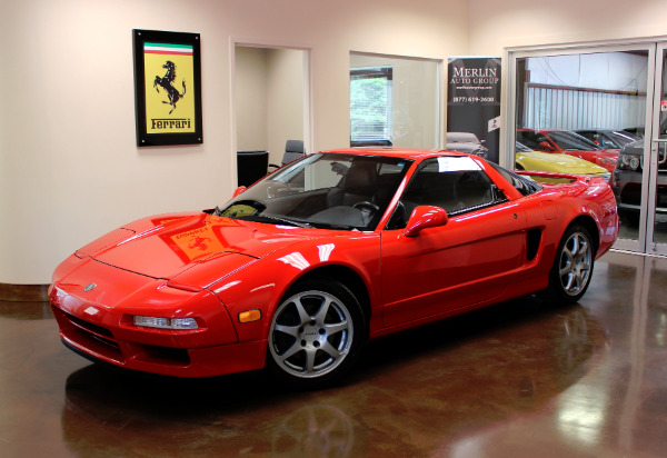 1995 Acura NSX 2dr Sport Open Top Manual