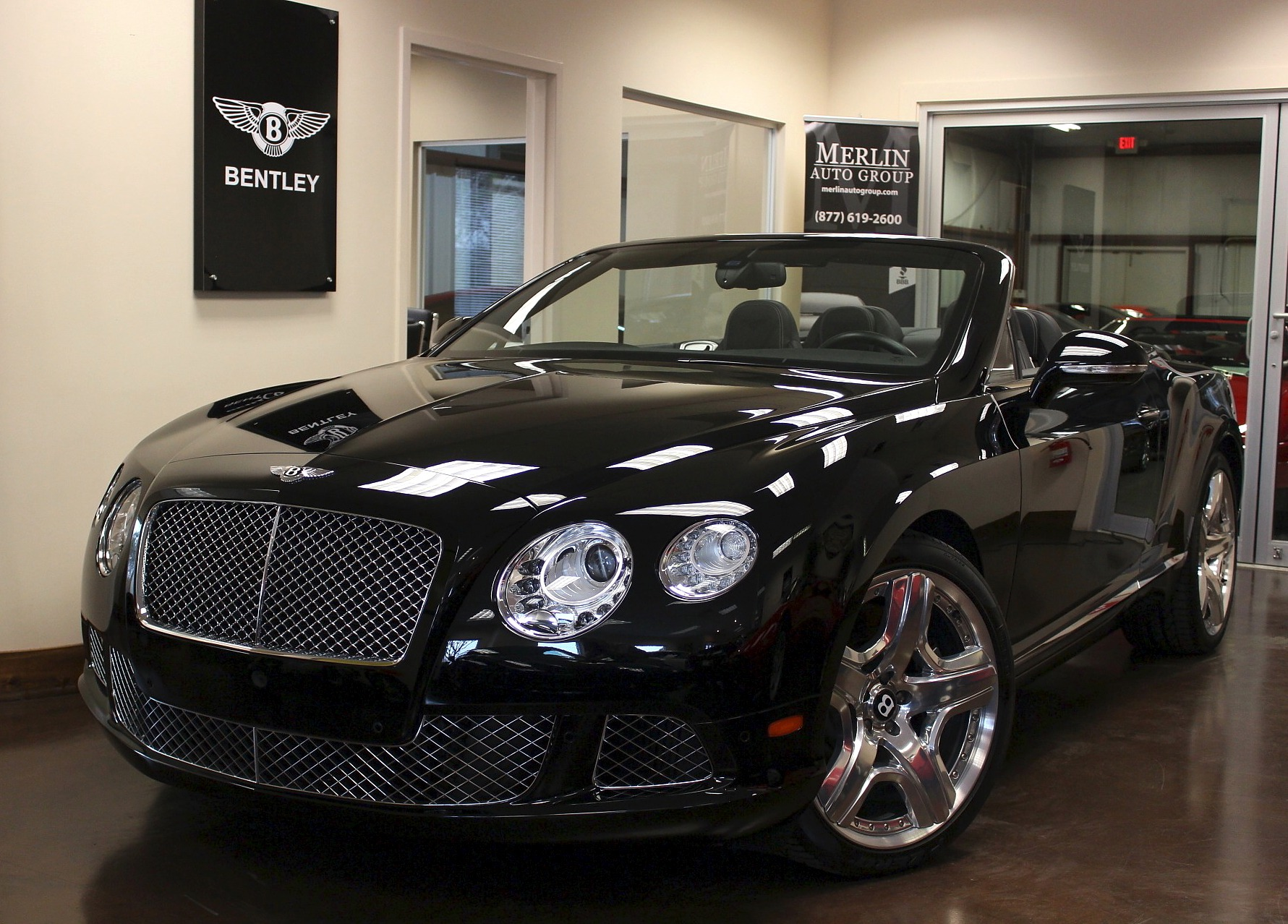 Used 2013 bentley continental gtc stock p3444 ultra luxury car 2013 bentley continental gtc convertible vanachro Images