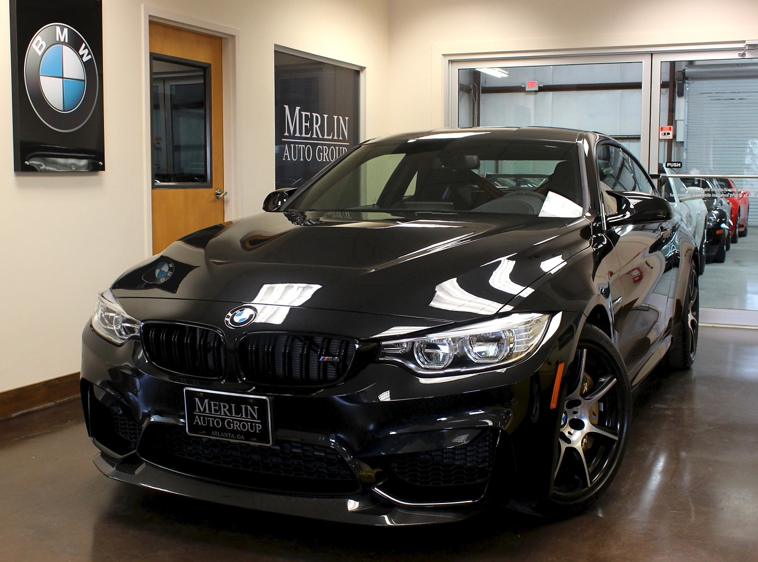 used 2016 bmw m4 stock p3513 ultra luxury car from merlin auto group. Black Bedroom Furniture Sets. Home Design Ideas