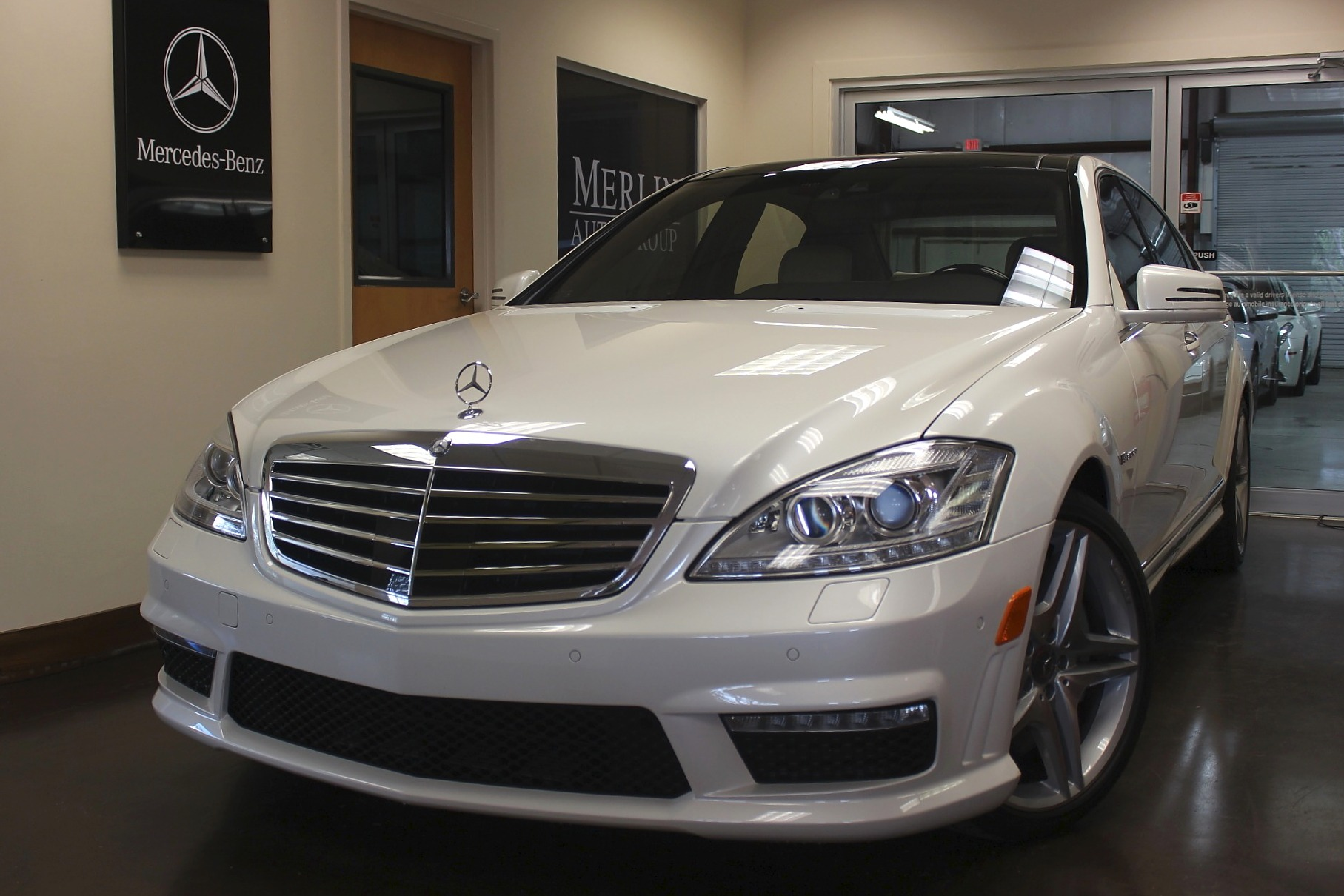 Used 2013 mercedes benz s class stock p3197 ultra luxury for Mercedes benz s63 amg 2013