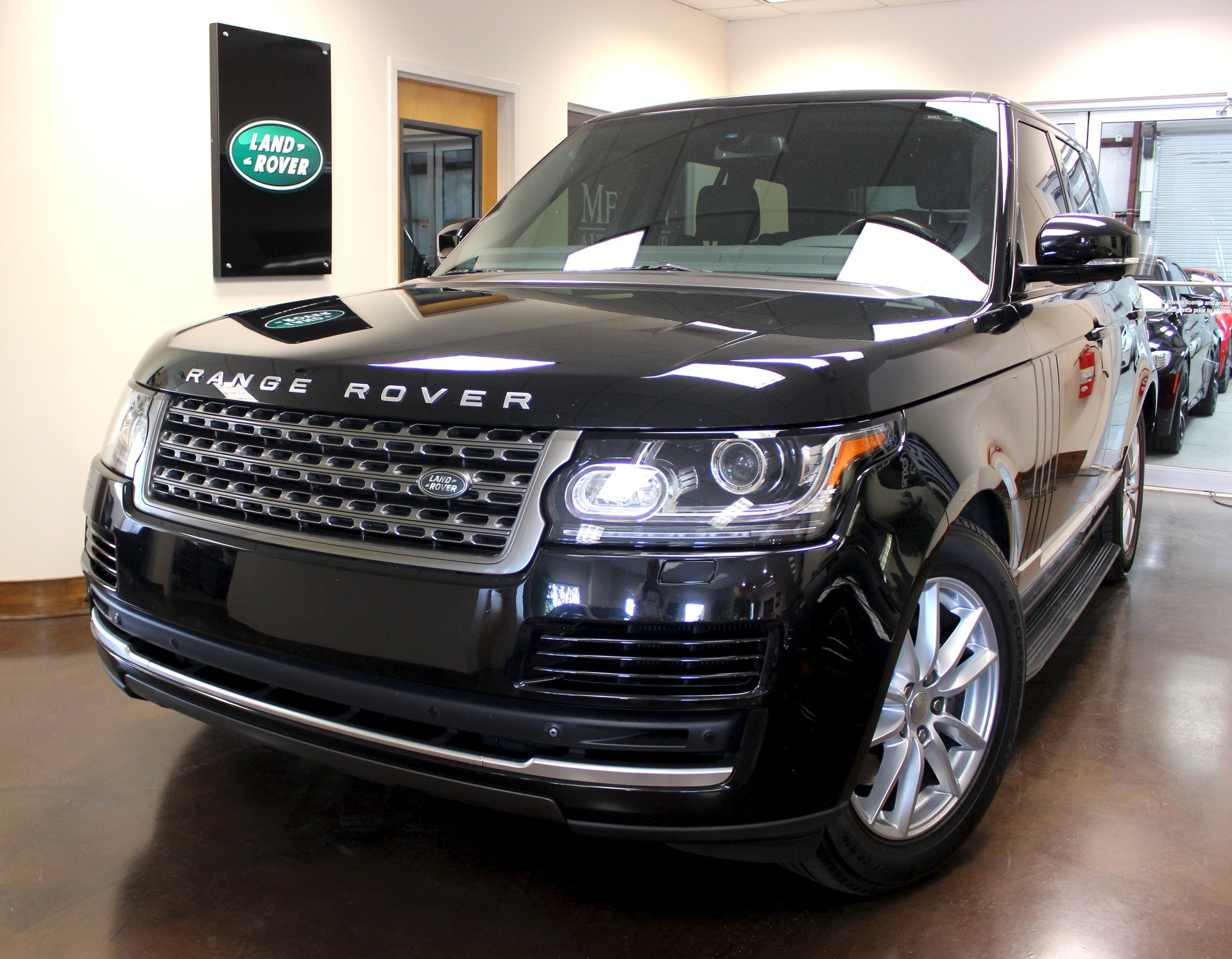 used 2014 land rover range rover stock p3502 ultra. Black Bedroom Furniture Sets. Home Design Ideas
