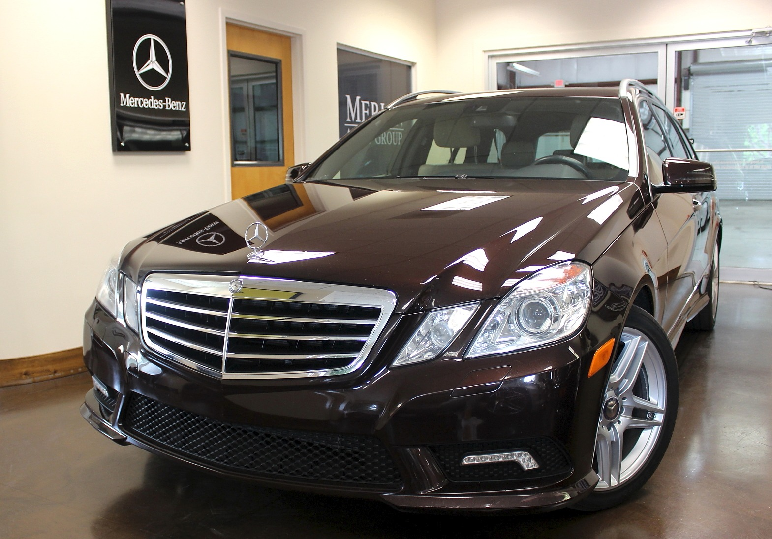 used 2011 mercedes benz e class wagon stock p3526 ultra luxury car from merlin auto group. Black Bedroom Furniture Sets. Home Design Ideas