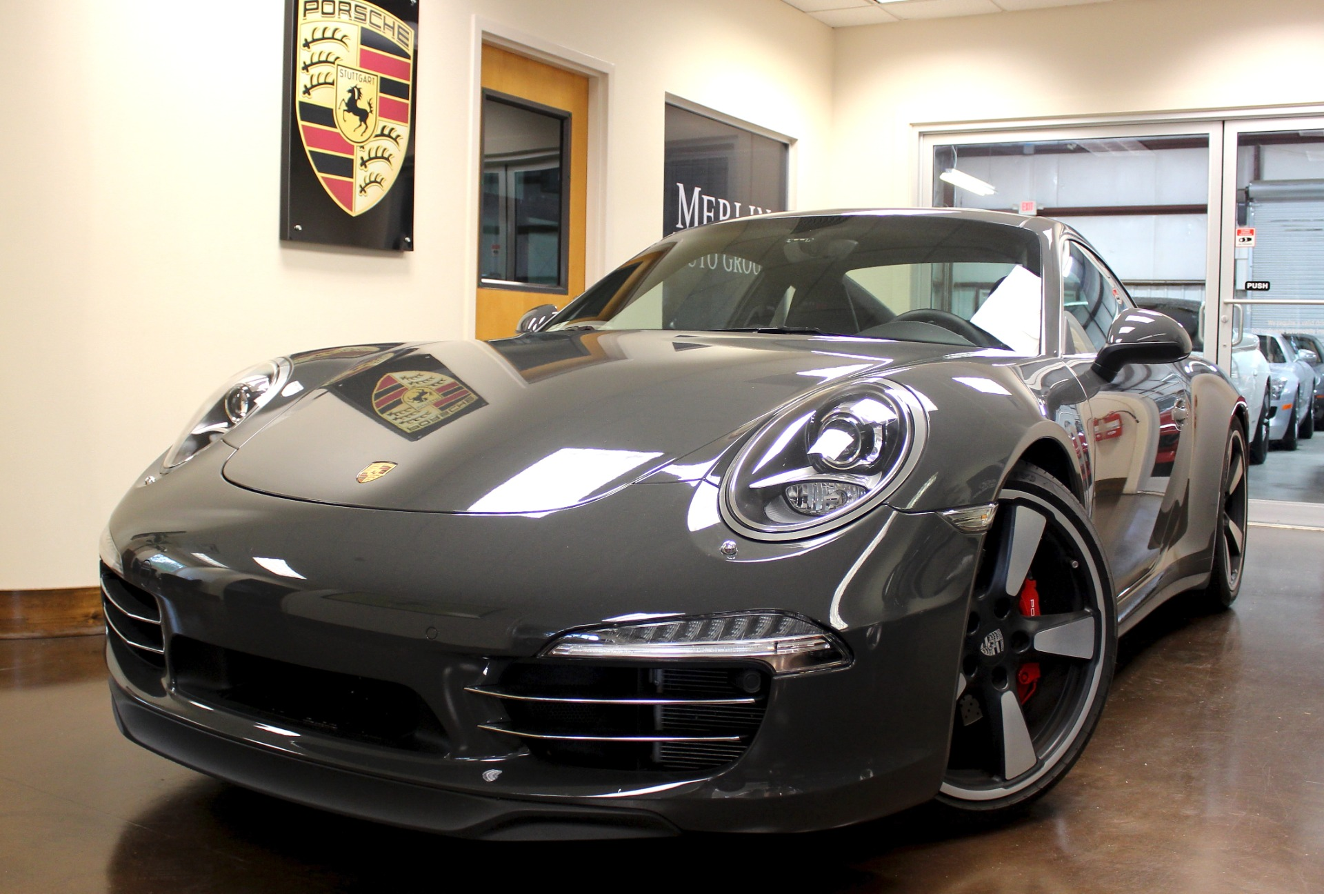 2014 porsche 911 50th anniversary coupe ebay. Black Bedroom Furniture Sets. Home Design Ideas