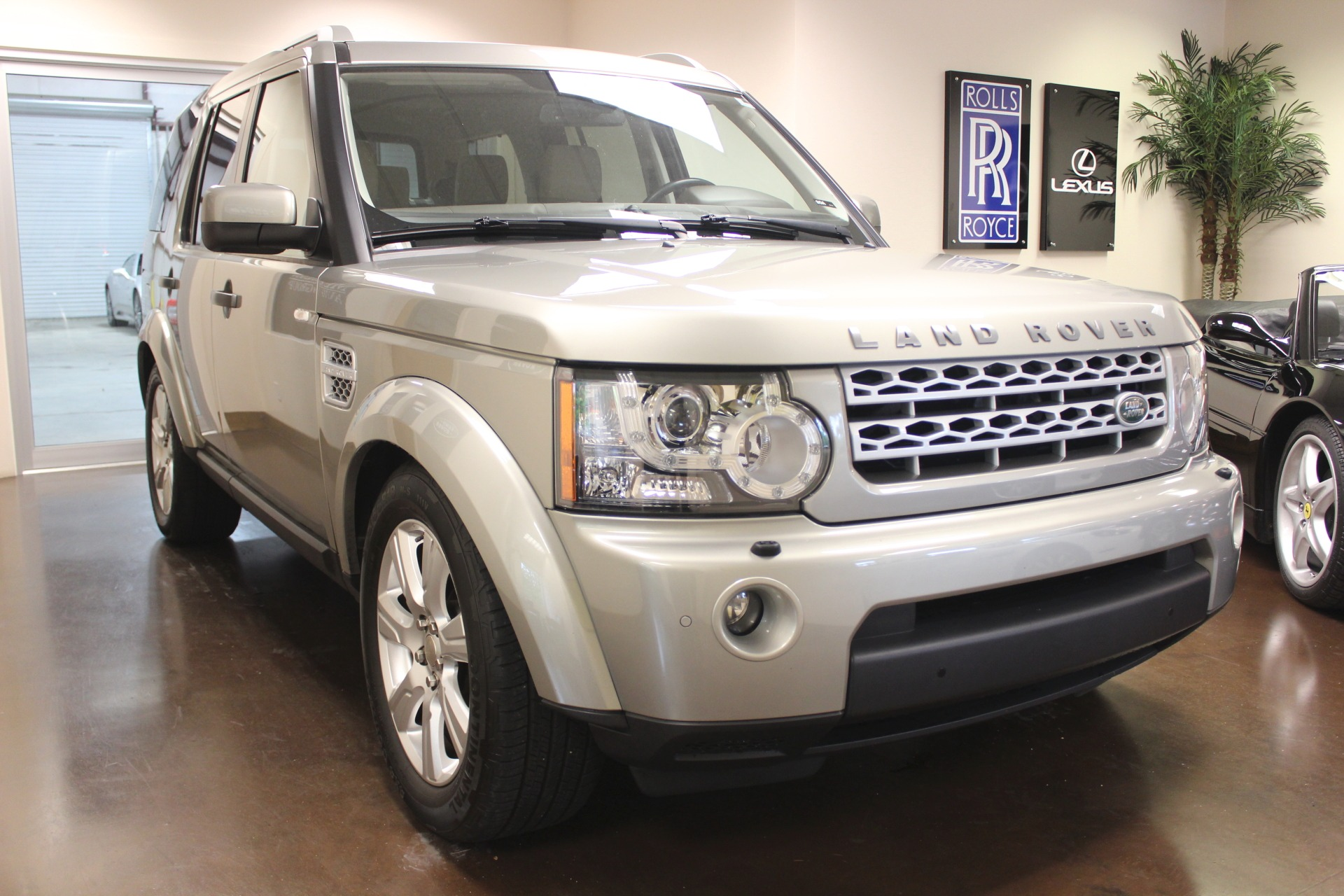 Used 2013 Land Rover Lr4 Stock P3571c Ultra Luxury Car