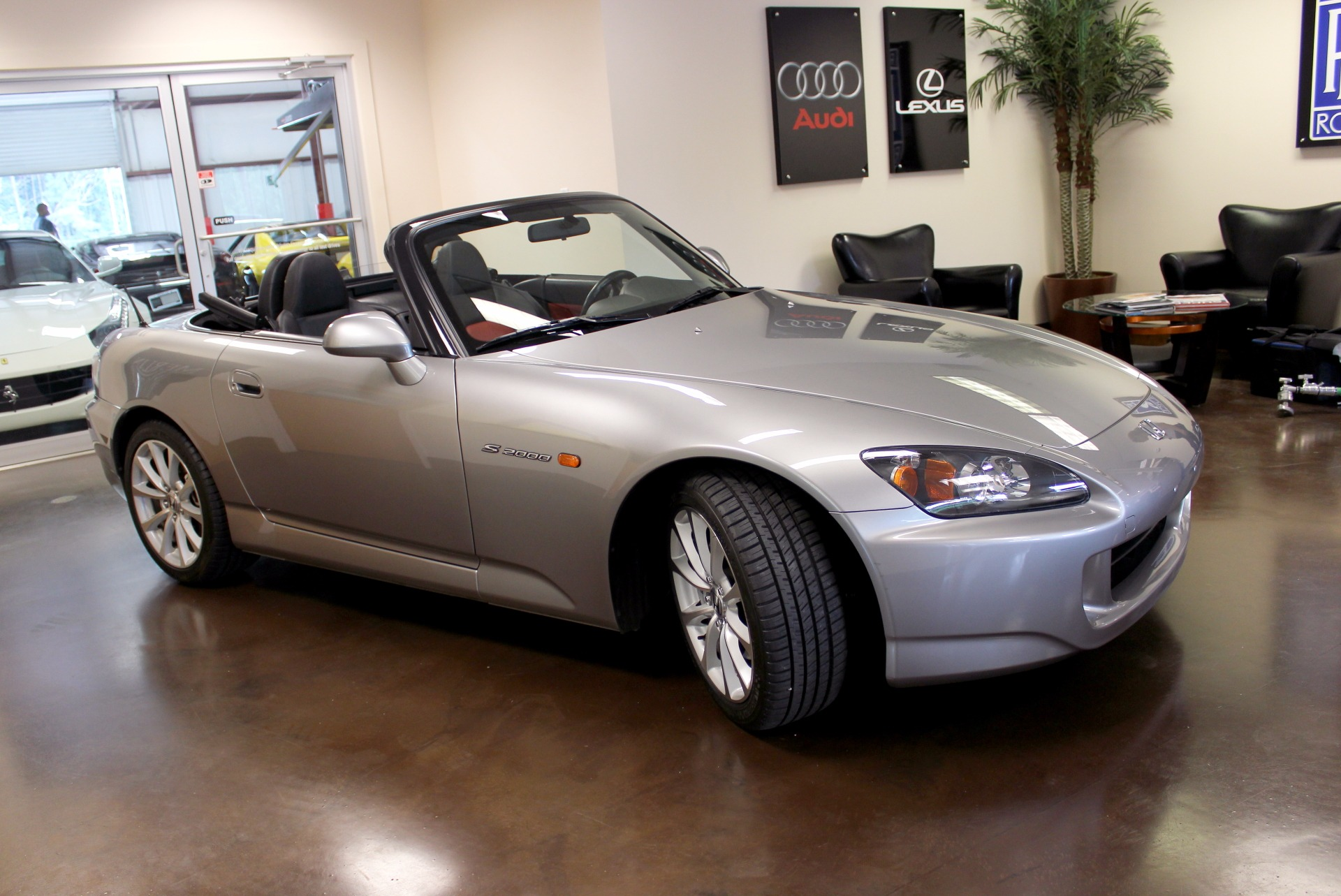 Used 2007 Honda S2000 Stock P3622d Ultra Luxury Car From