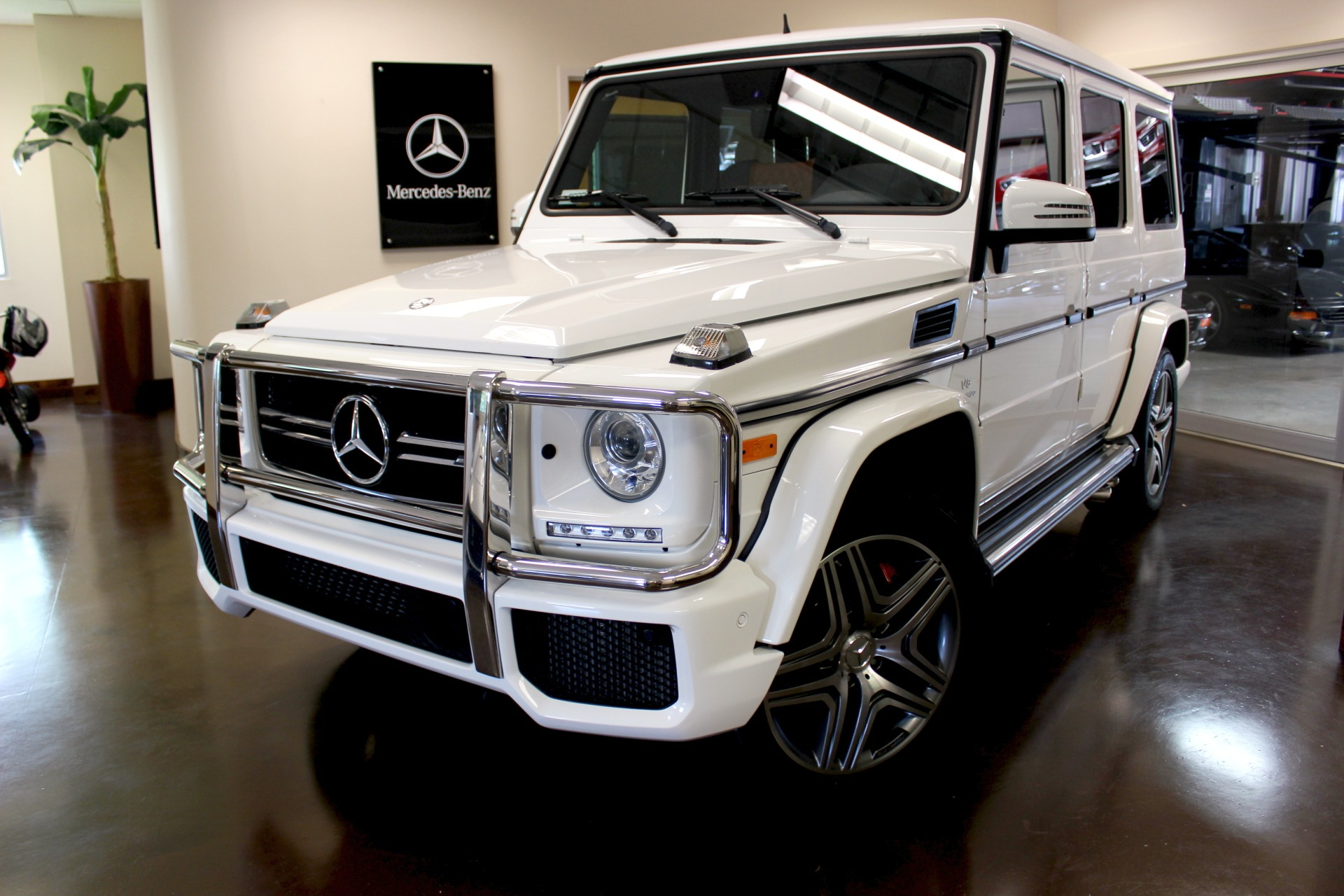 Used 2015 mercedes benz g class stock p3692 ultra luxury for Mercedes benz g class amg