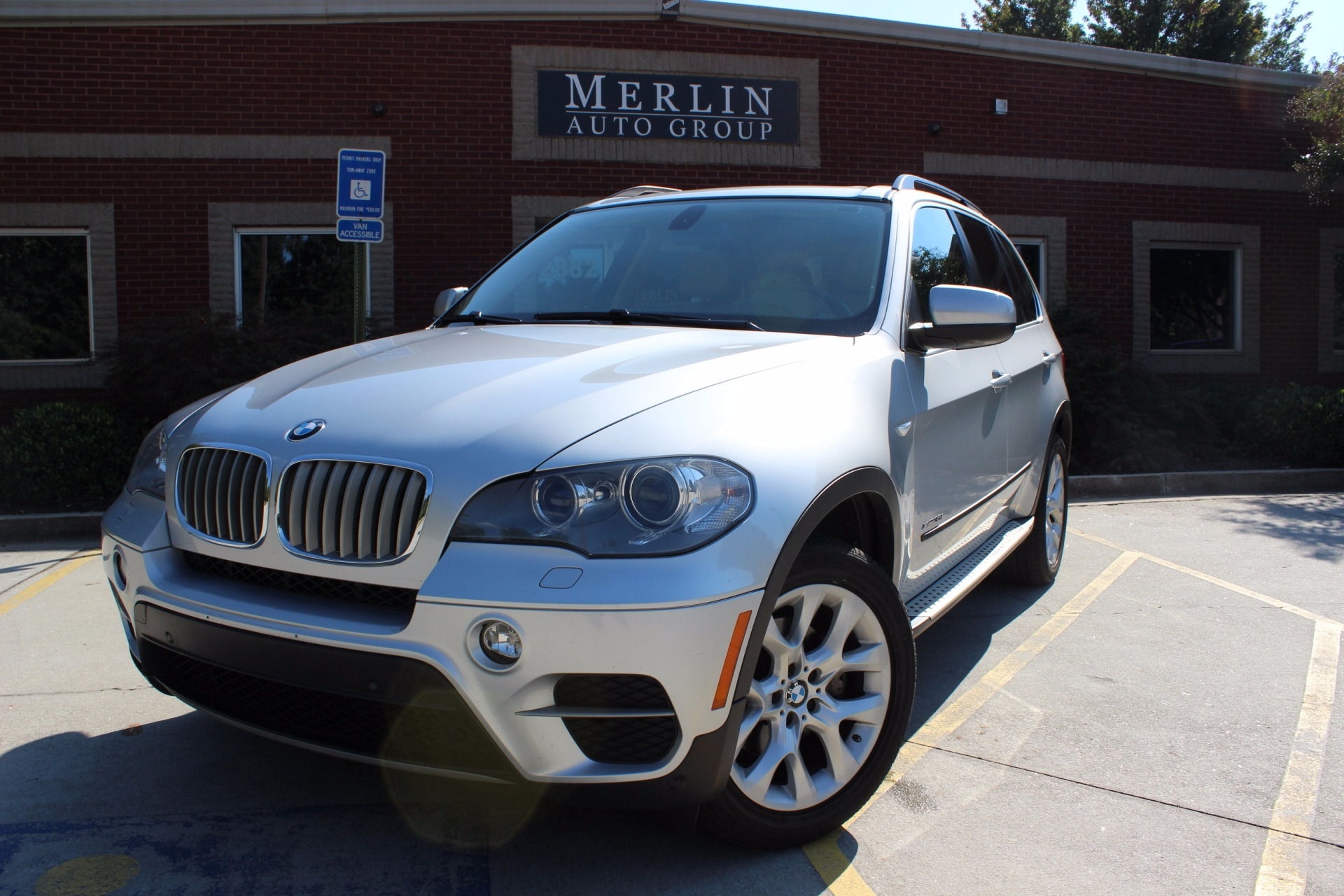 used 2013 bmw x5 stock p3791 ultra luxury car from merlin auto group. Black Bedroom Furniture Sets. Home Design Ideas