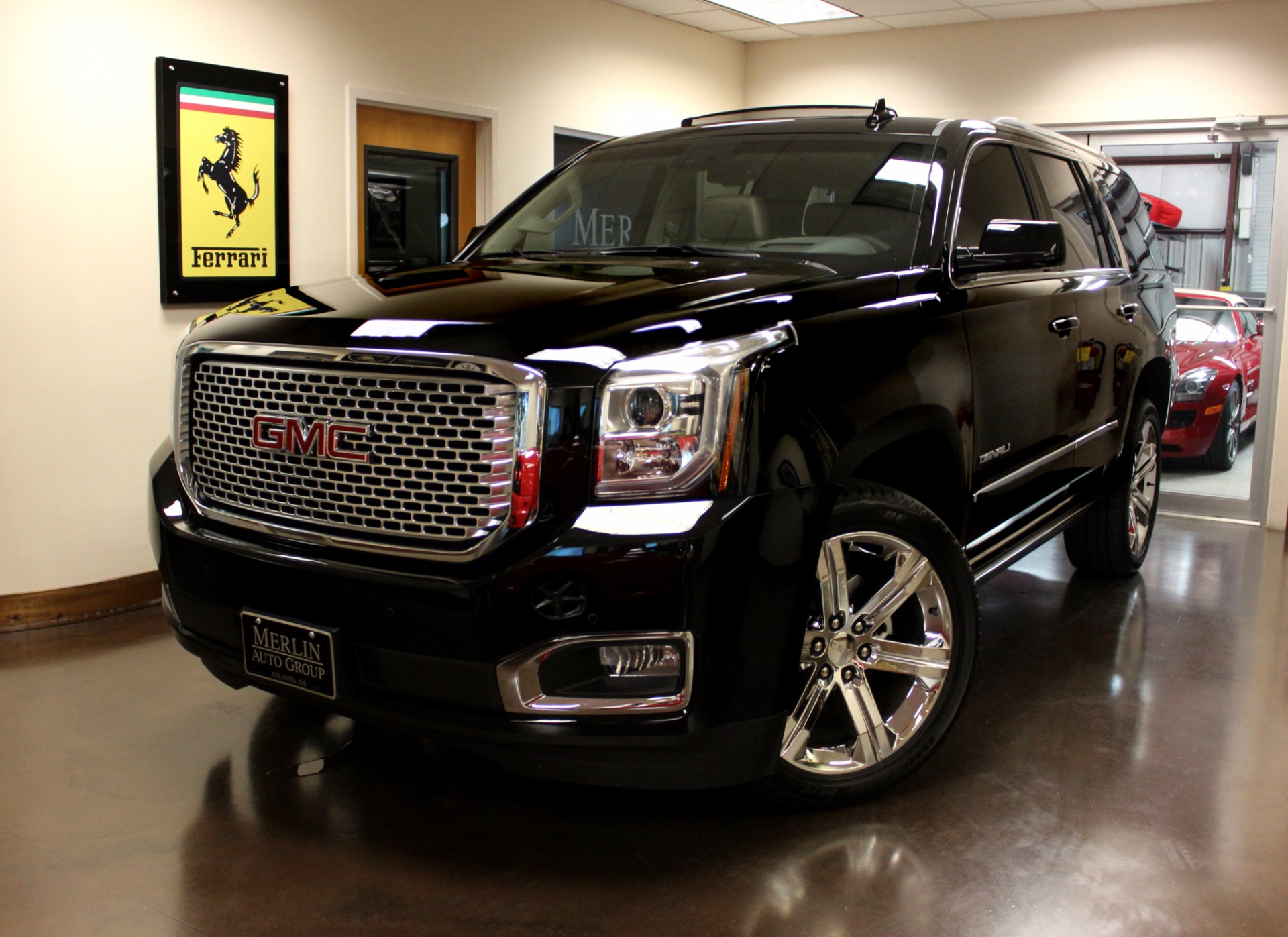 leather gmc loaded detail custom denali tires yukon at and wheels used