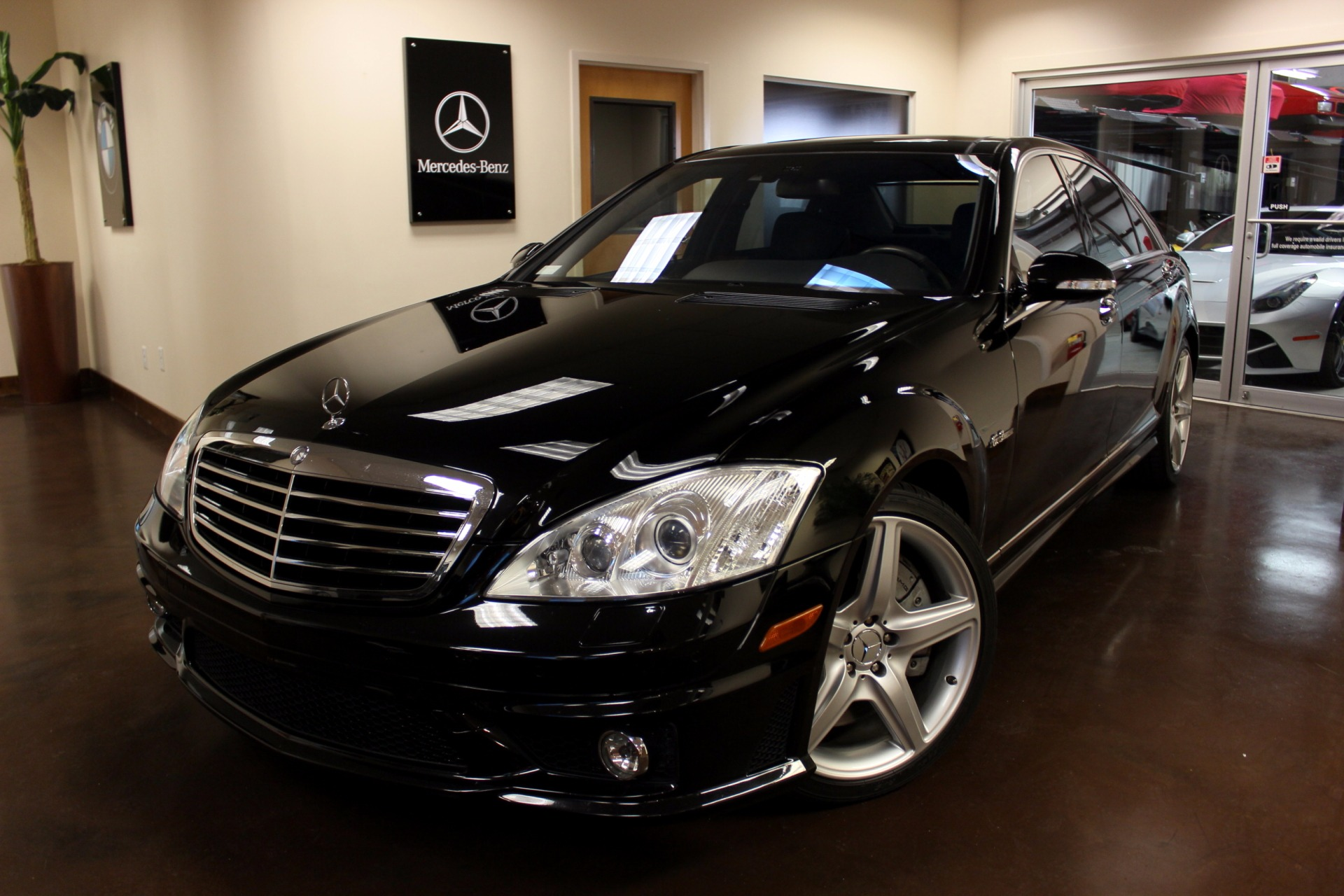 Used 2008 mercedes benz s class stock p3876 ultra luxury for 2008 mercedes benz s63