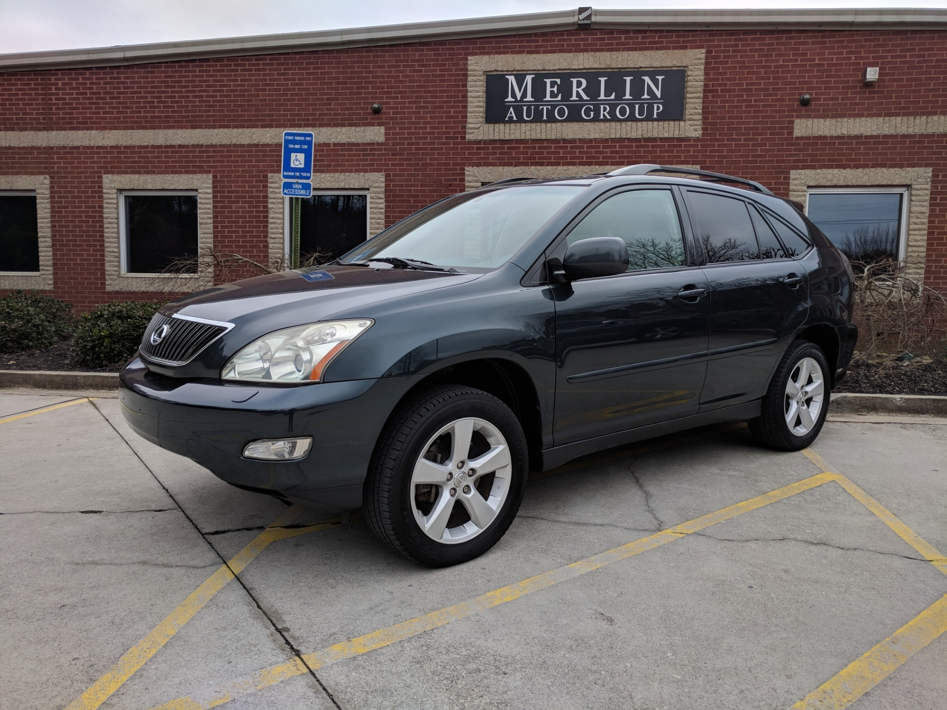 used 2004 lexus rx 330 stock p3862 ultra luxury car from. Black Bedroom Furniture Sets. Home Design Ideas
