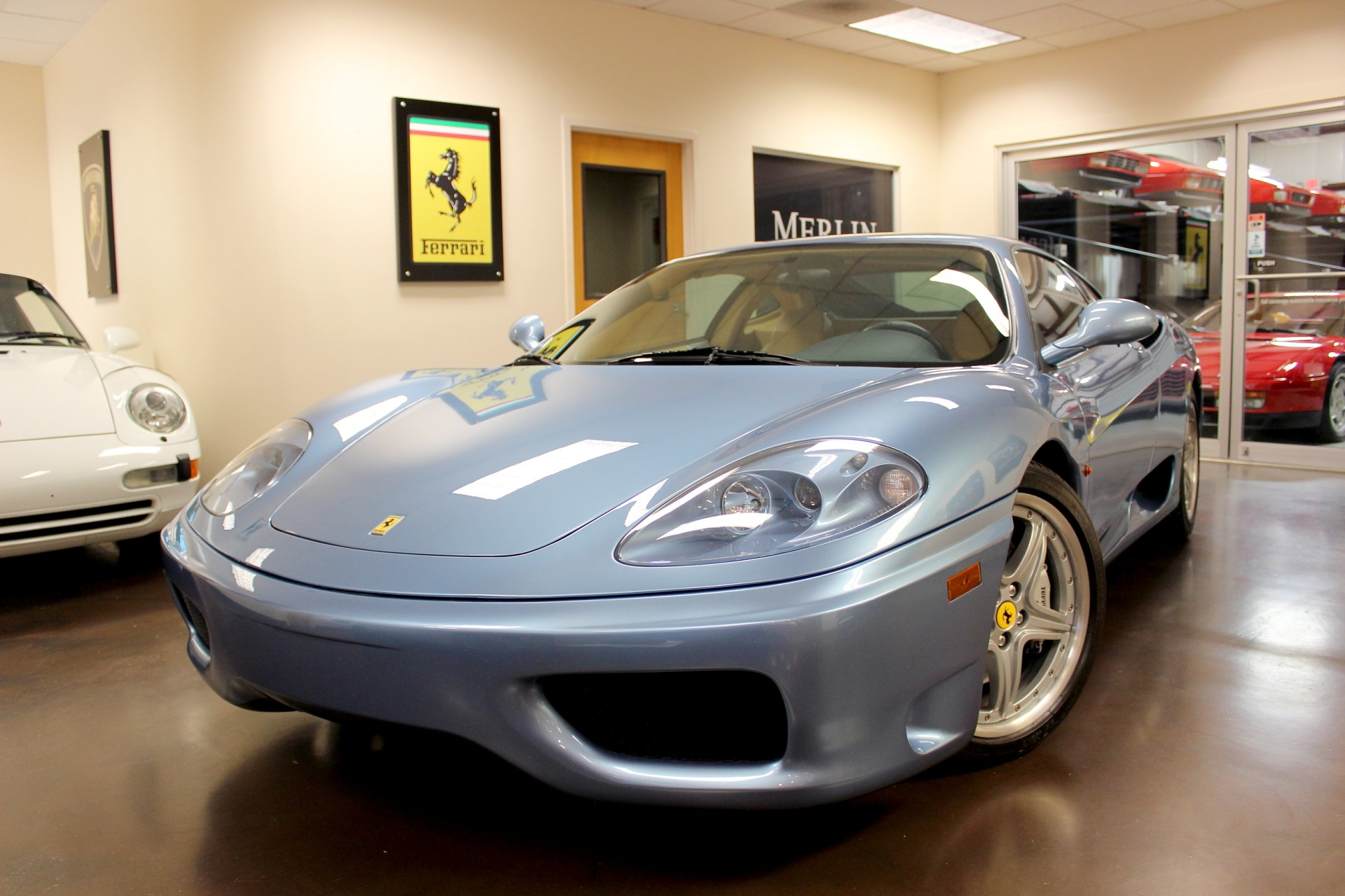 Used Ferraris for Sale Low Mileage Top Condition We Ship