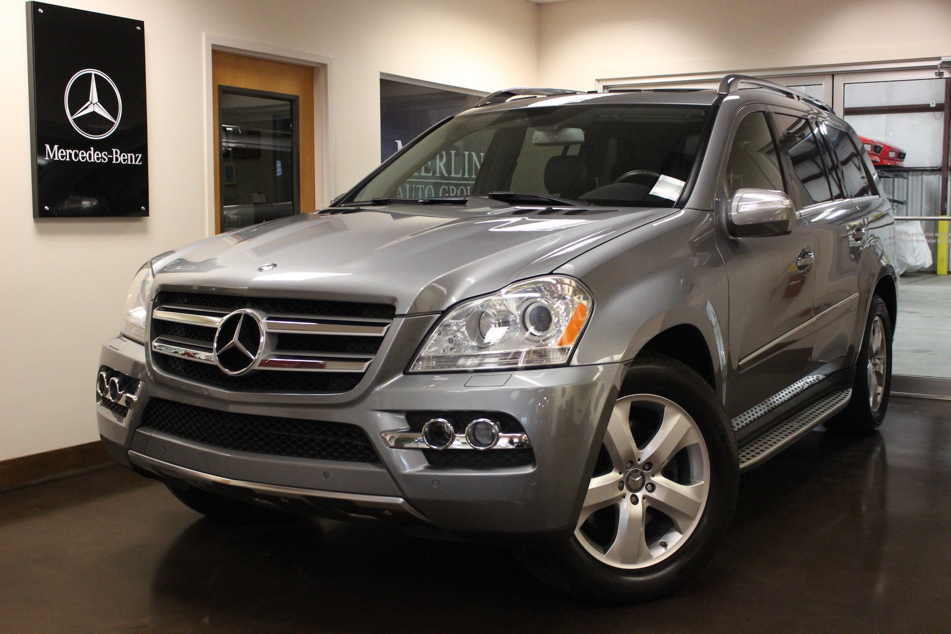 used 2010 mercedes benz gl class stock p4249 ultra. Black Bedroom Furniture Sets. Home Design Ideas