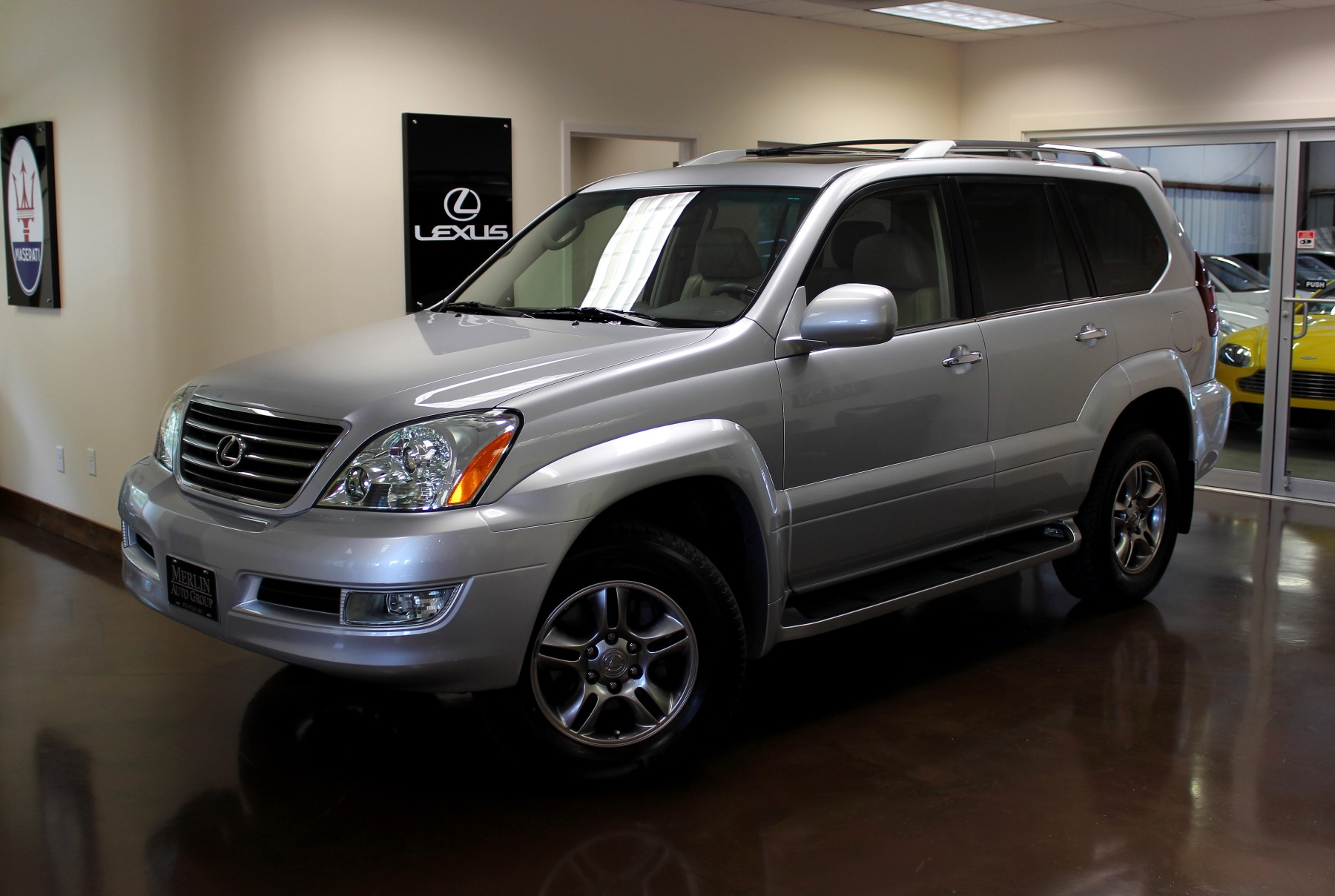 used 2008 lexus gx 470 stock p2858 ultra luxury car from. Black Bedroom Furniture Sets. Home Design Ideas