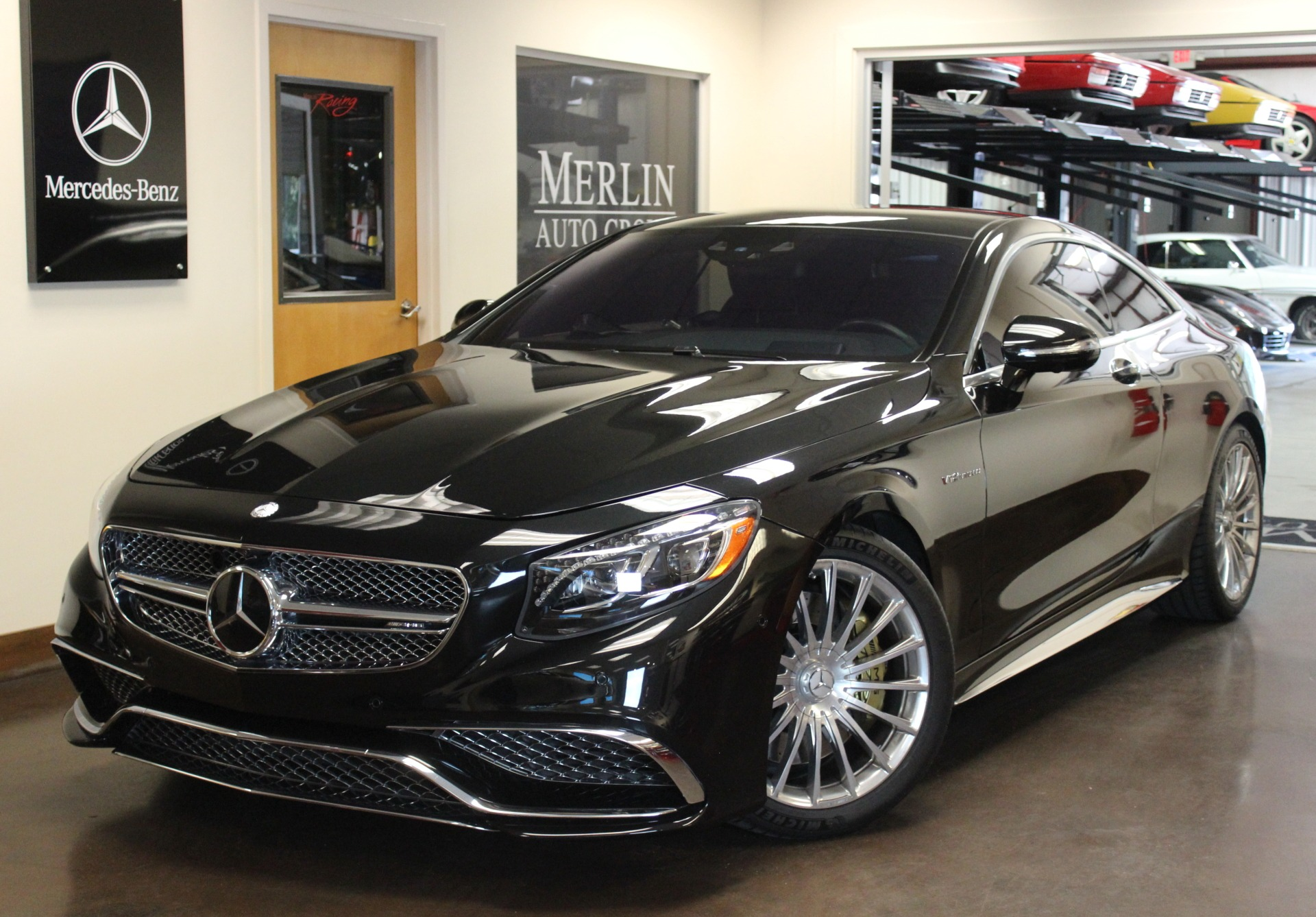 2015 Mercedes-Benz S-Class S65 AMG Coupe