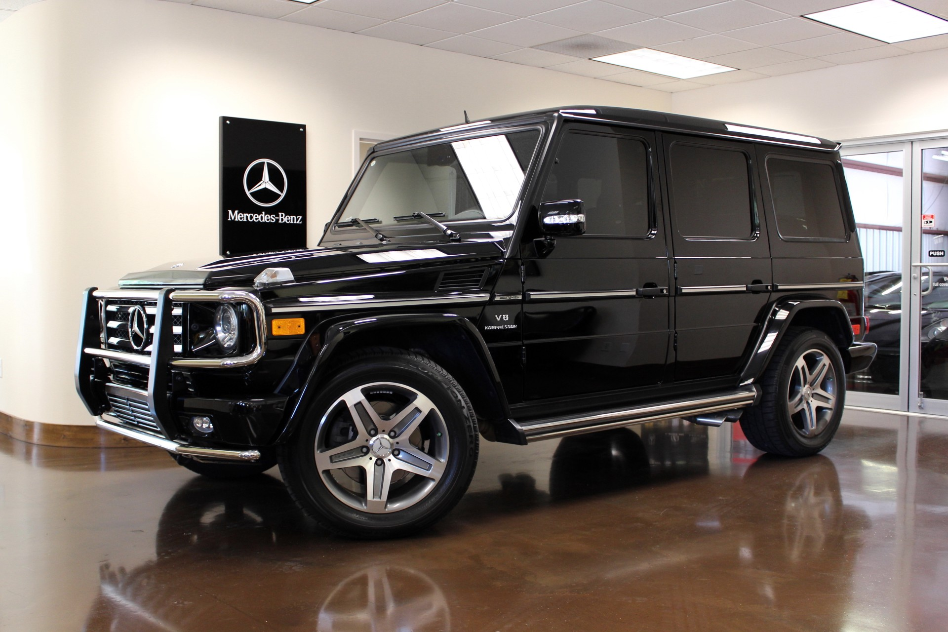 Used 2011 mercedes benz g class stock p2877 ultra luxury for 2011 mercedes benz g55