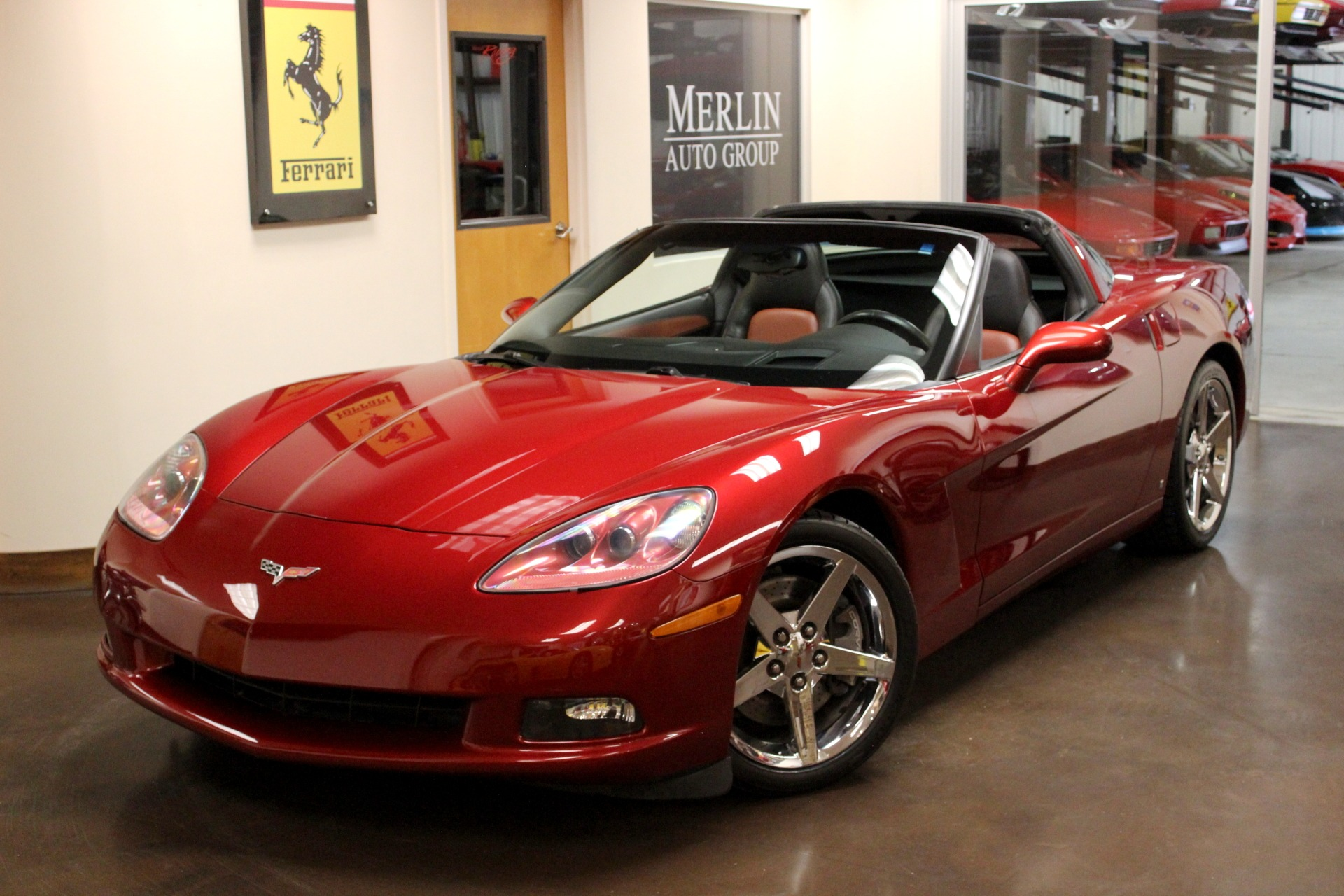 2008 Chevrolet Corvette Coupe LT4