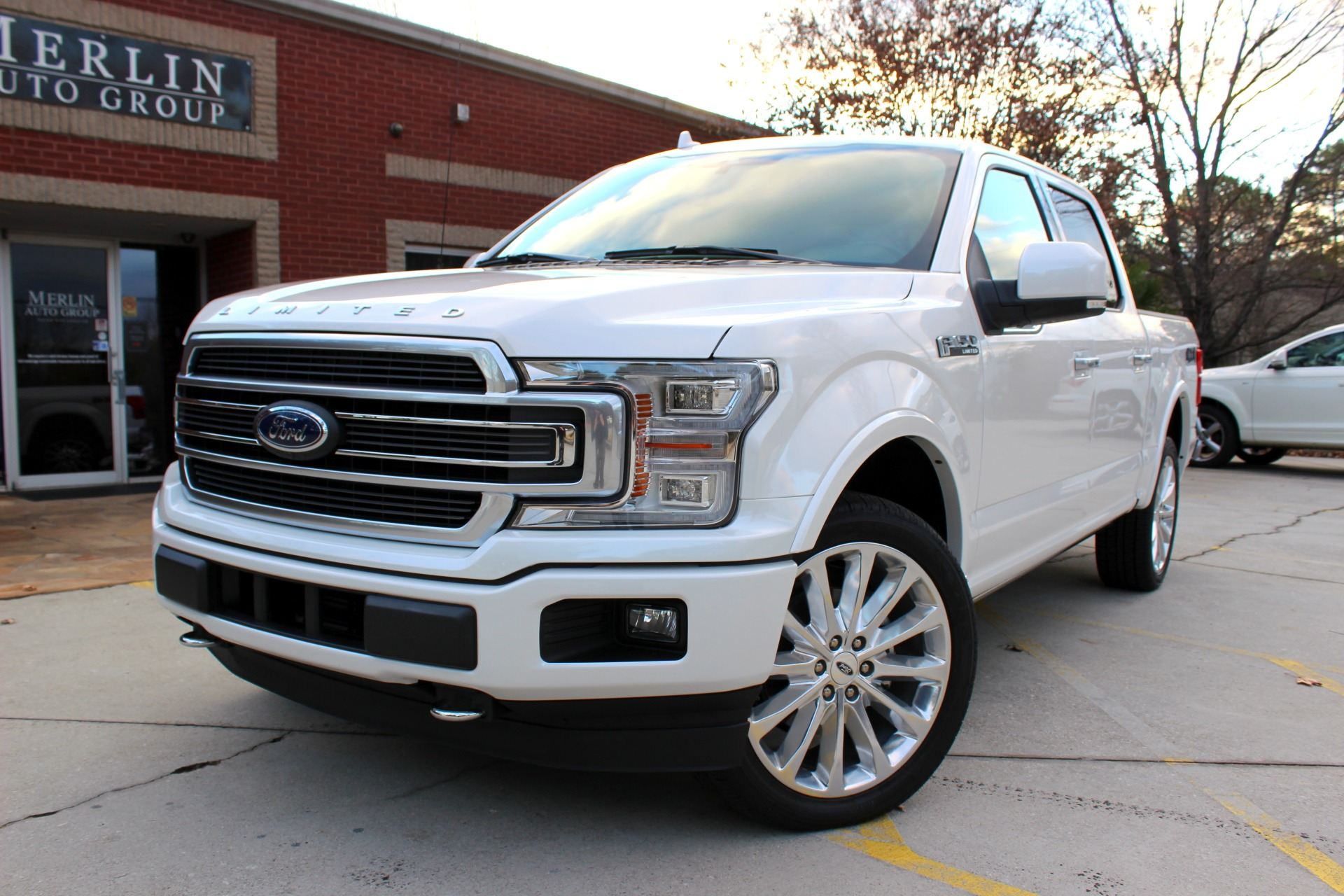 2019 Ford F-150 Limited SuperCrew 145