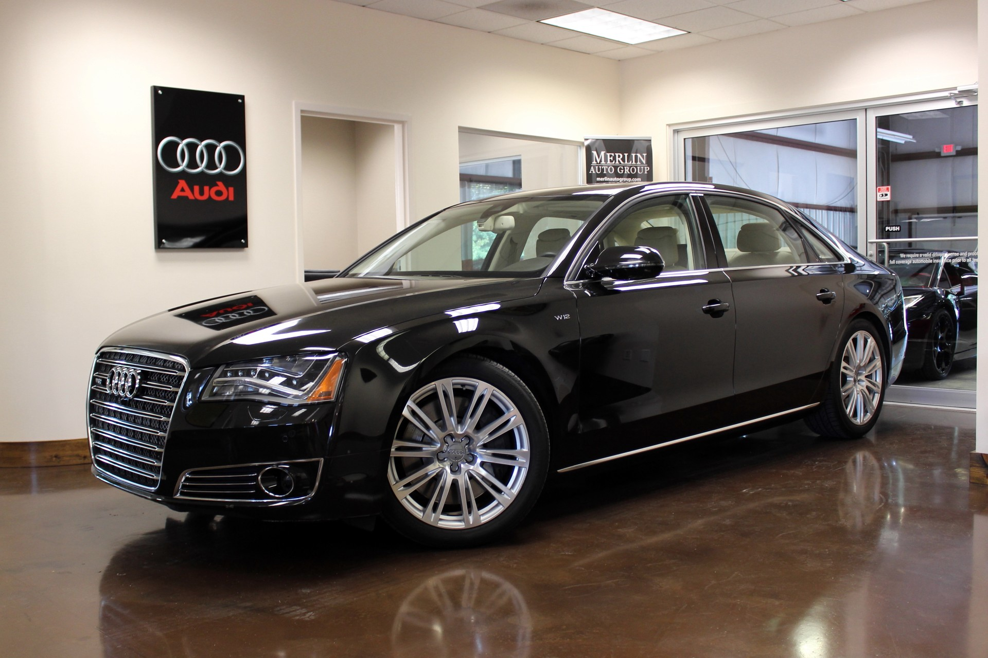 used 2013 audi a8 stock p2887 ultra luxury car from. Black Bedroom Furniture Sets. Home Design Ideas