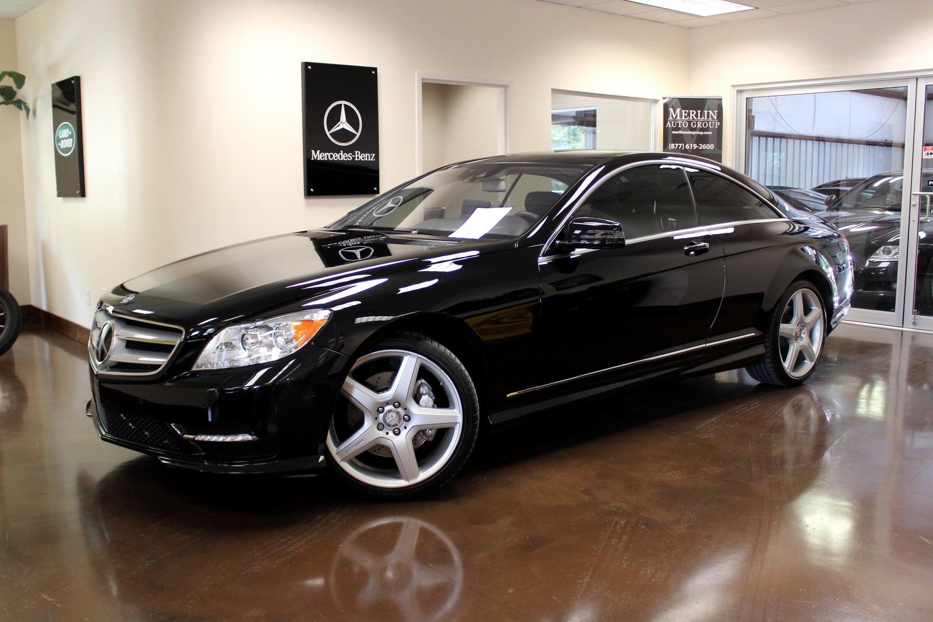 used 2014 mercedes benz cl class stock p2888 ultra. Black Bedroom Furniture Sets. Home Design Ideas