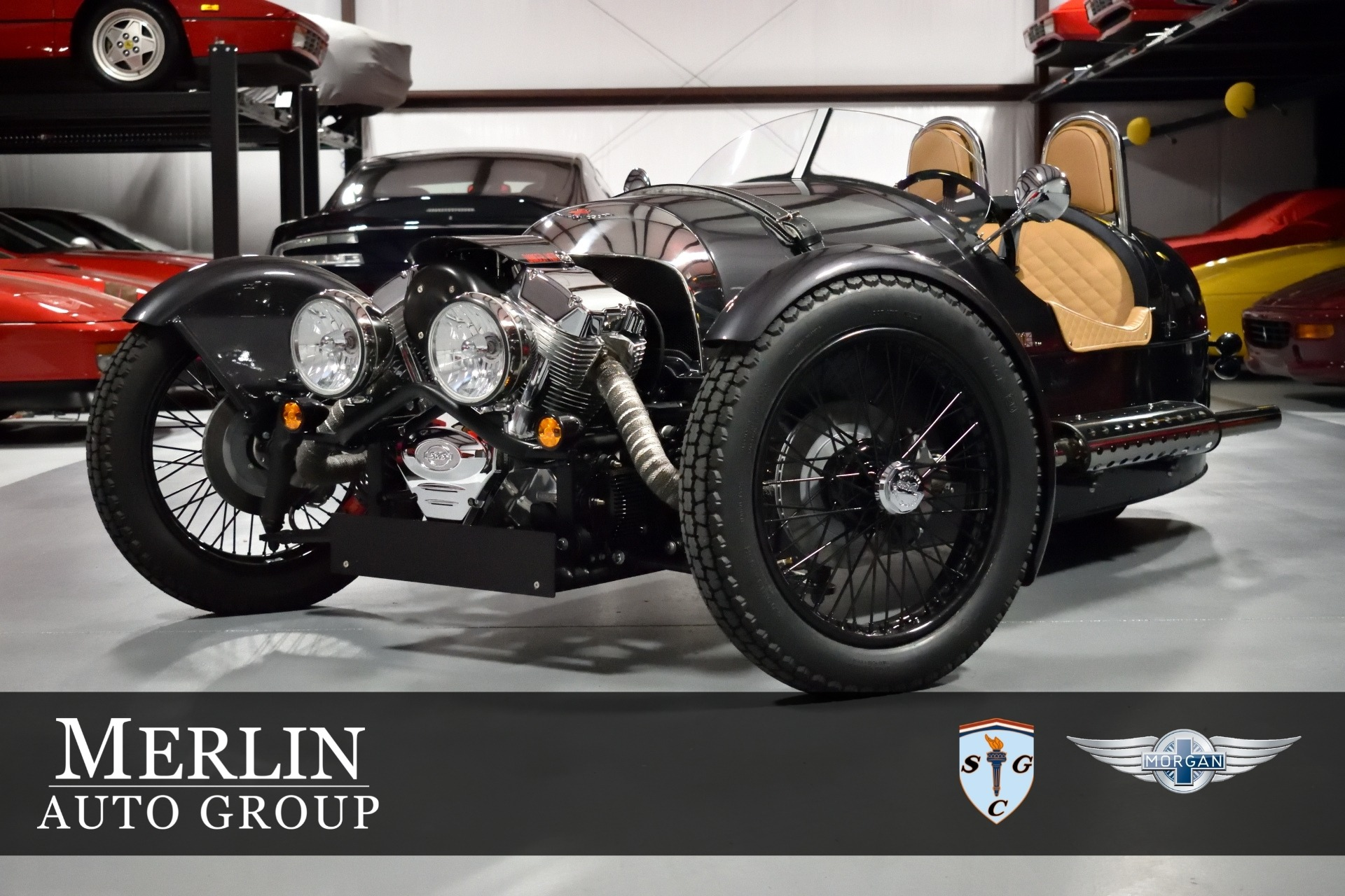 2021 Morgan 3-Wheeler