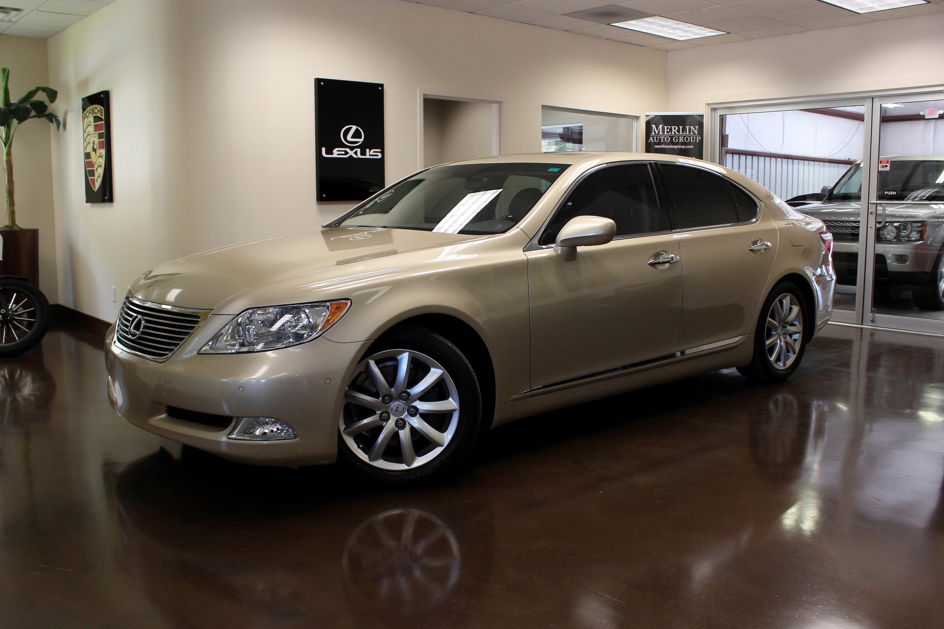 used 2008 lexus ls 460 stock p2893 ultra luxury car from. Black Bedroom Furniture Sets. Home Design Ideas