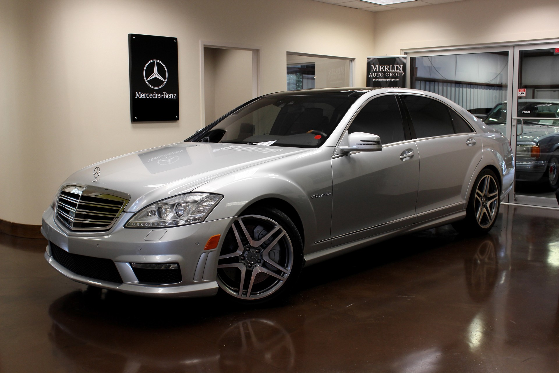 Used 2011 mercedes benz s class stock p2908 ultra luxury for Mercedes benz south atlanta service