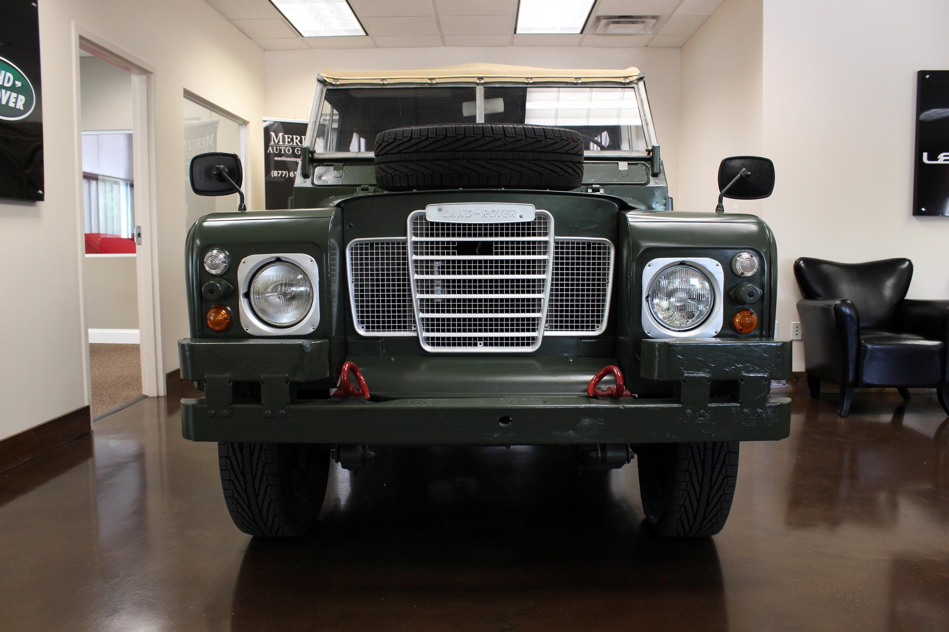 Used 1974 Land Rover Series 3 Stock P1 Ultra Luxury Car From Defender Carburetor The Factory Was Replaced With A New Weber Unit Please Contact Our Sales Department For More Information At 770 457 2699