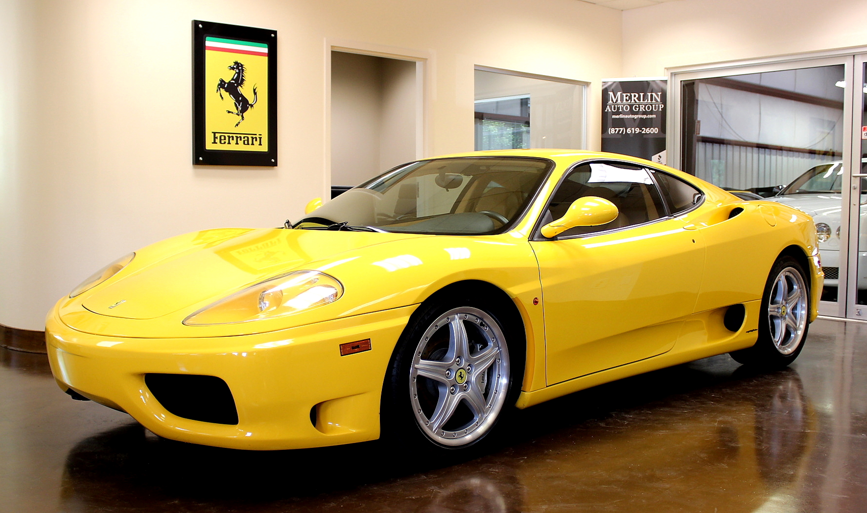 What Changed From The 360 To The F430 Merlin Auto Group