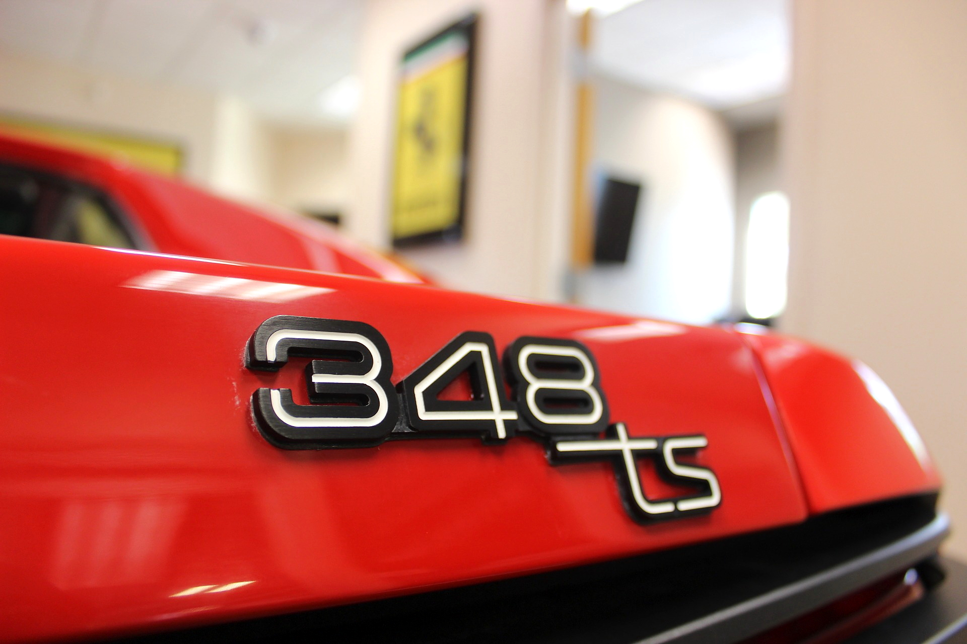 What Do Ferrari Model Numbers Mean?