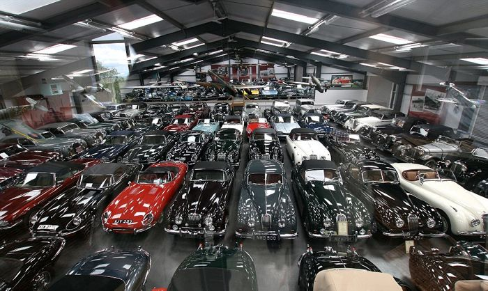 How Many Cars In The World >> Car Collections How And Why They Came To Be Merlin Auto Group