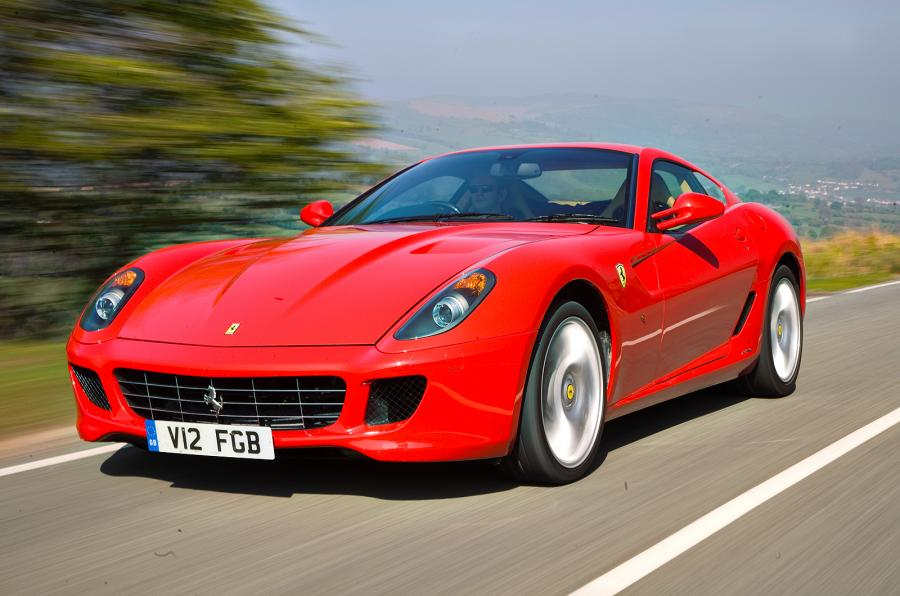 Whats So Special About The Ferrari 599
